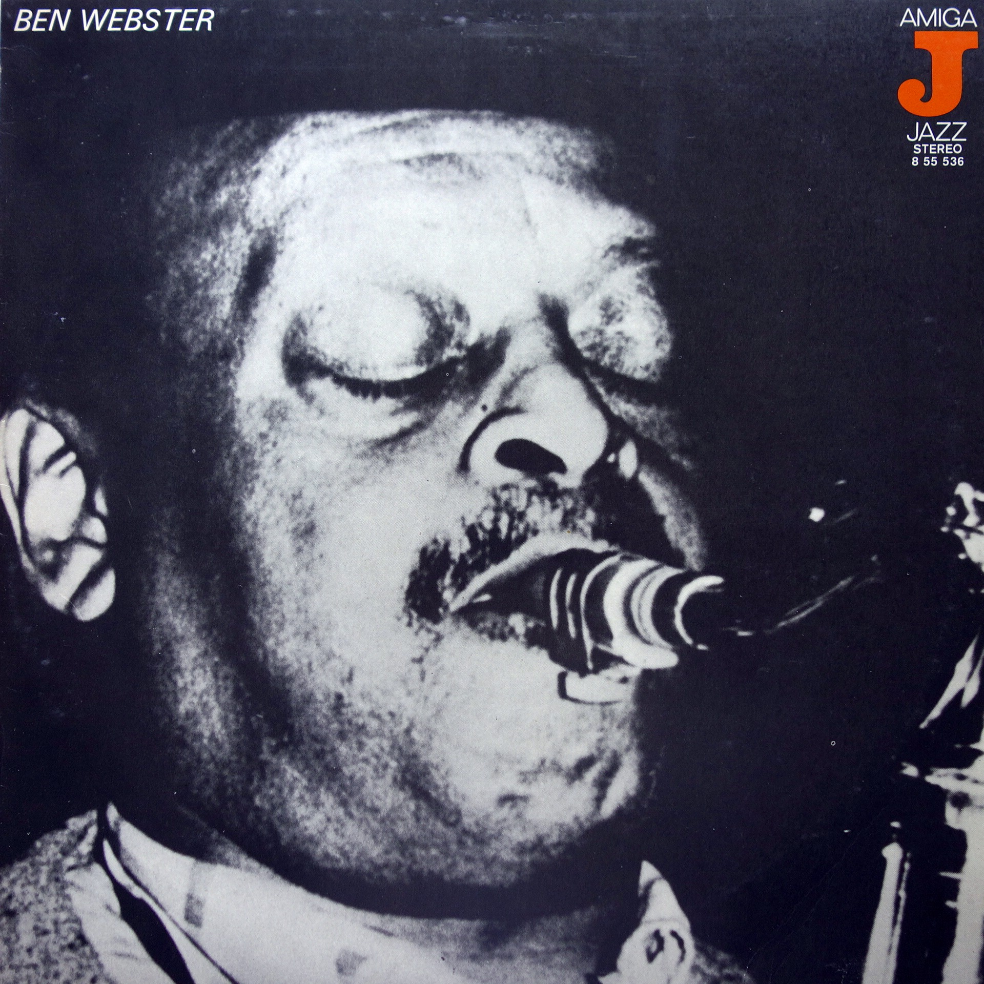 LP Ben Webster ‎– Ben Webster