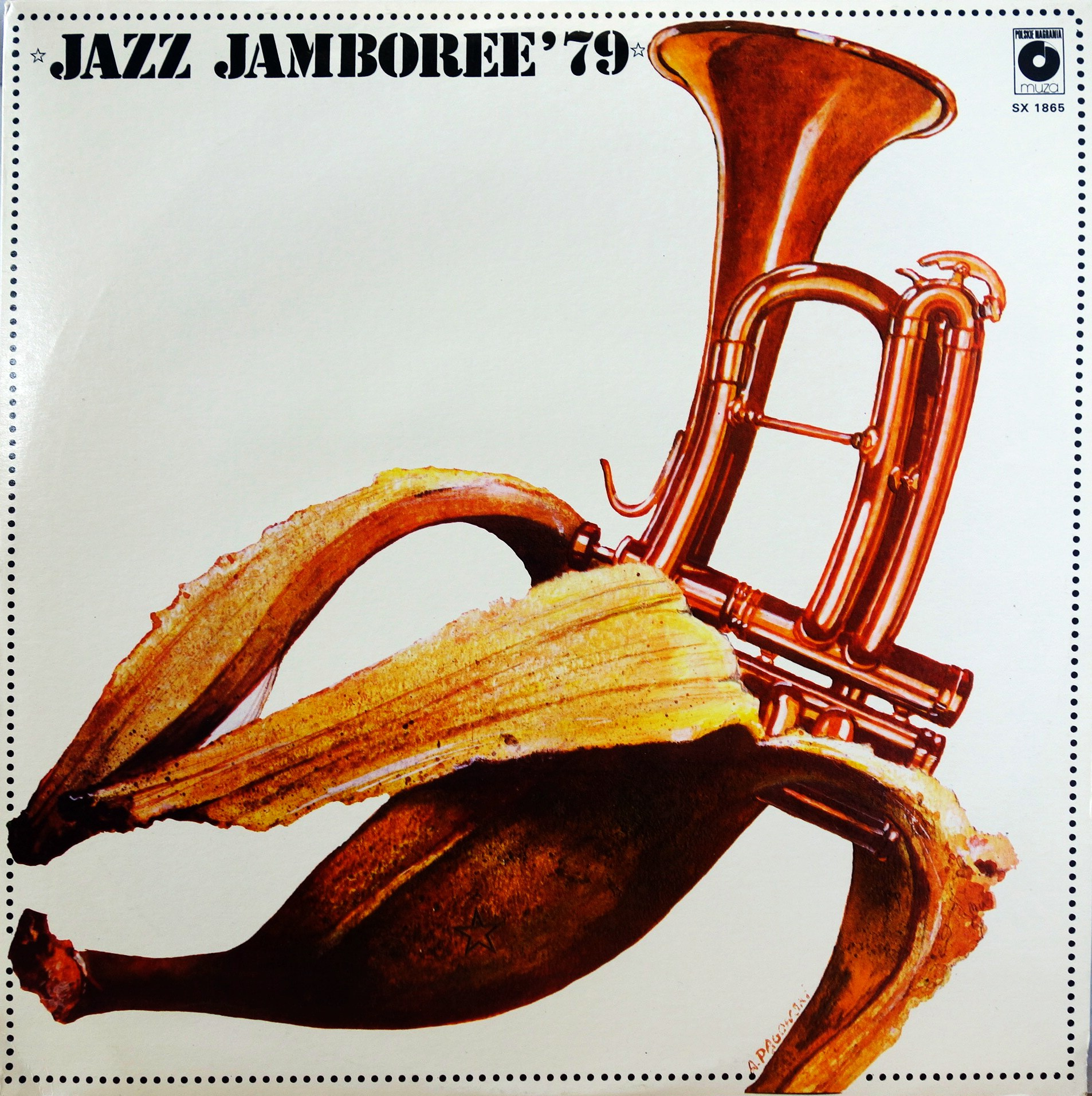 LP Various ‎– Jazz Jamboree '79