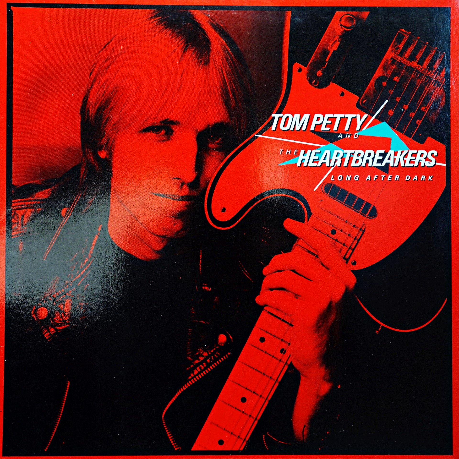 LP Tom Petty And The Heartbreakers ‎– Long After Dark