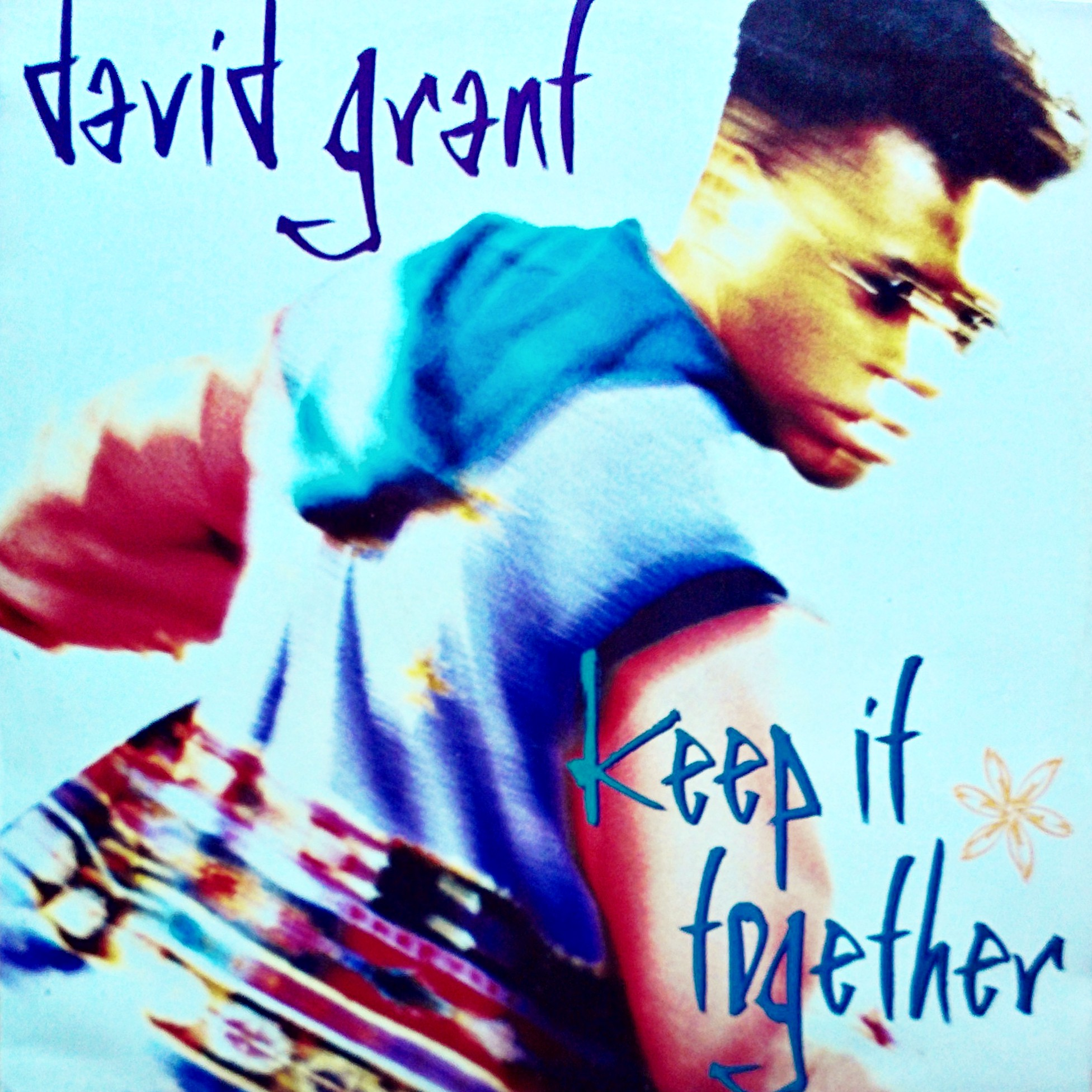 "12"" David Grant - Keep It Together"