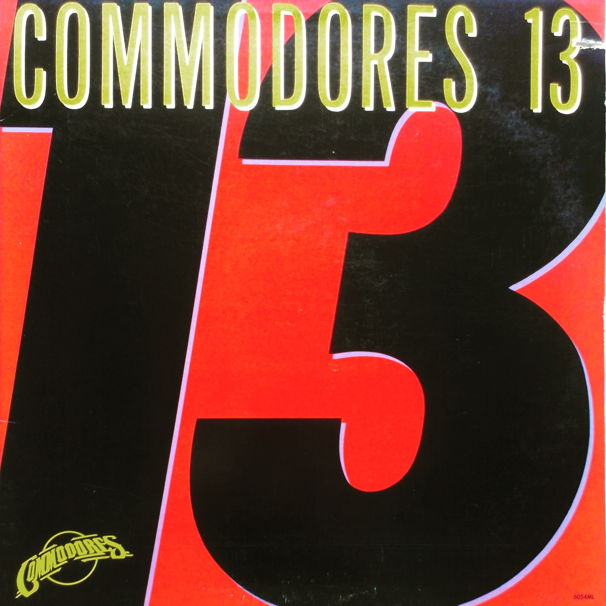LP Commodores ‎– Commodores 13