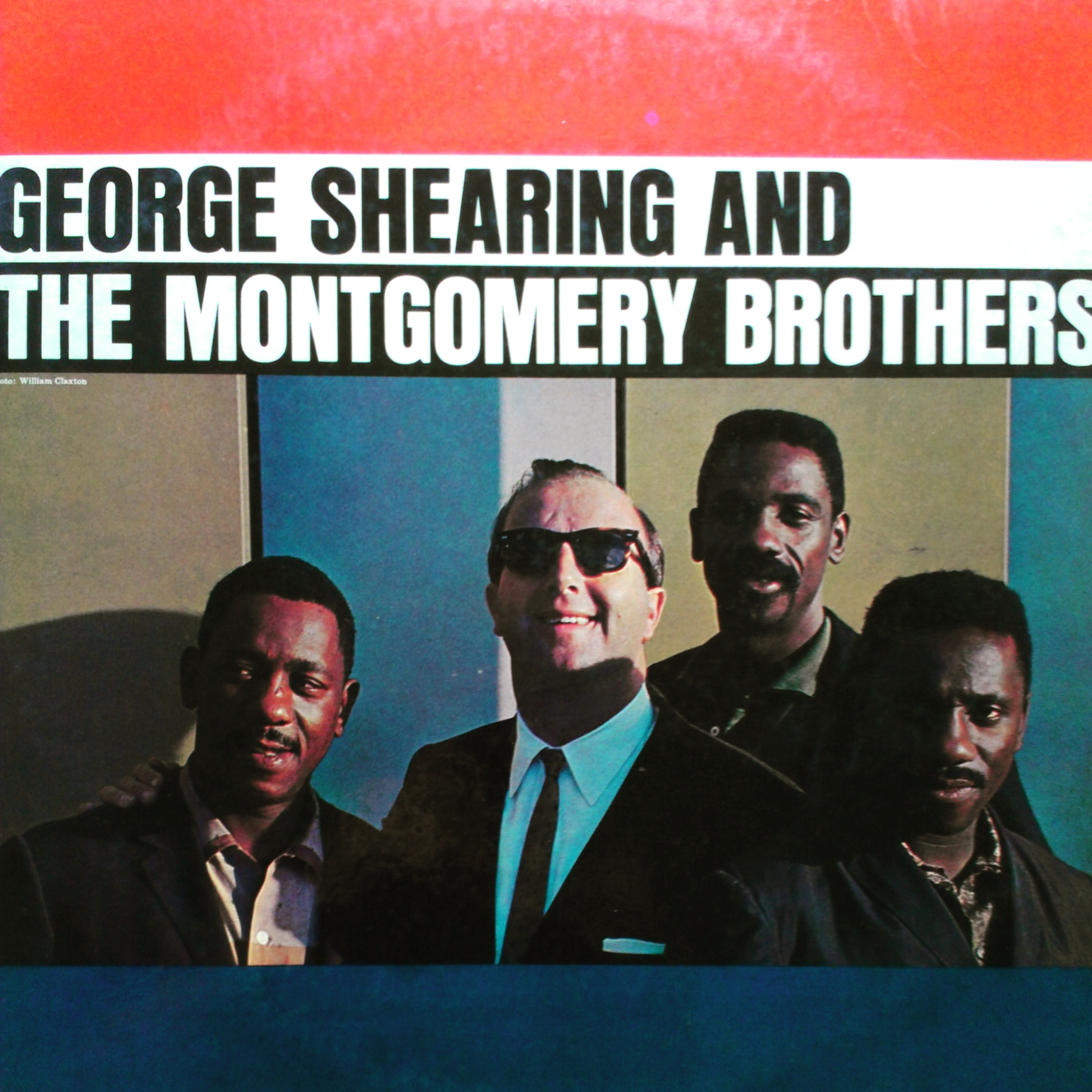 LP George Shearing And Montgomery Brothers, The ‎– George Shearing And The Montg
