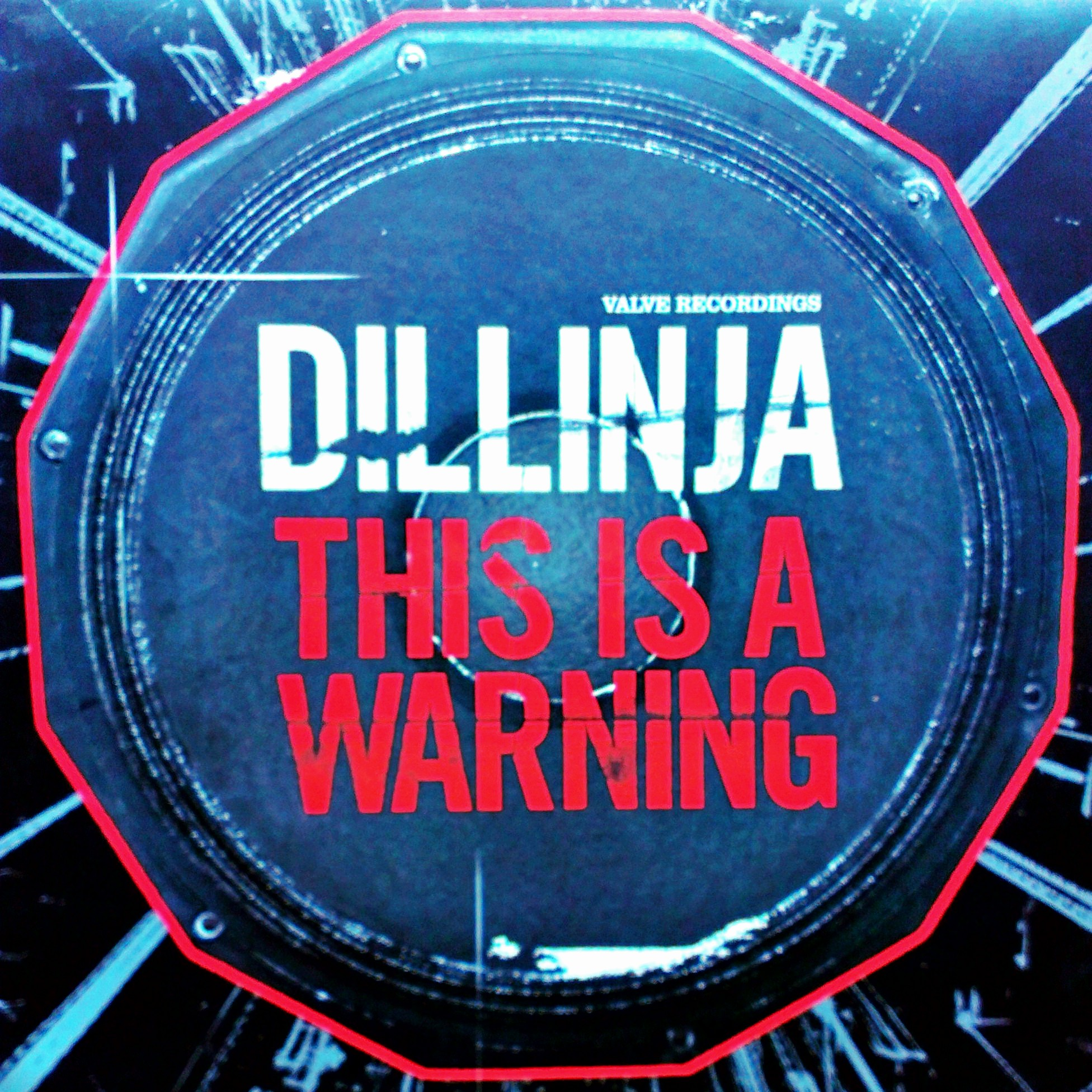 "12"" Dillinja ‎– This Is A Warning / Super DJ"
