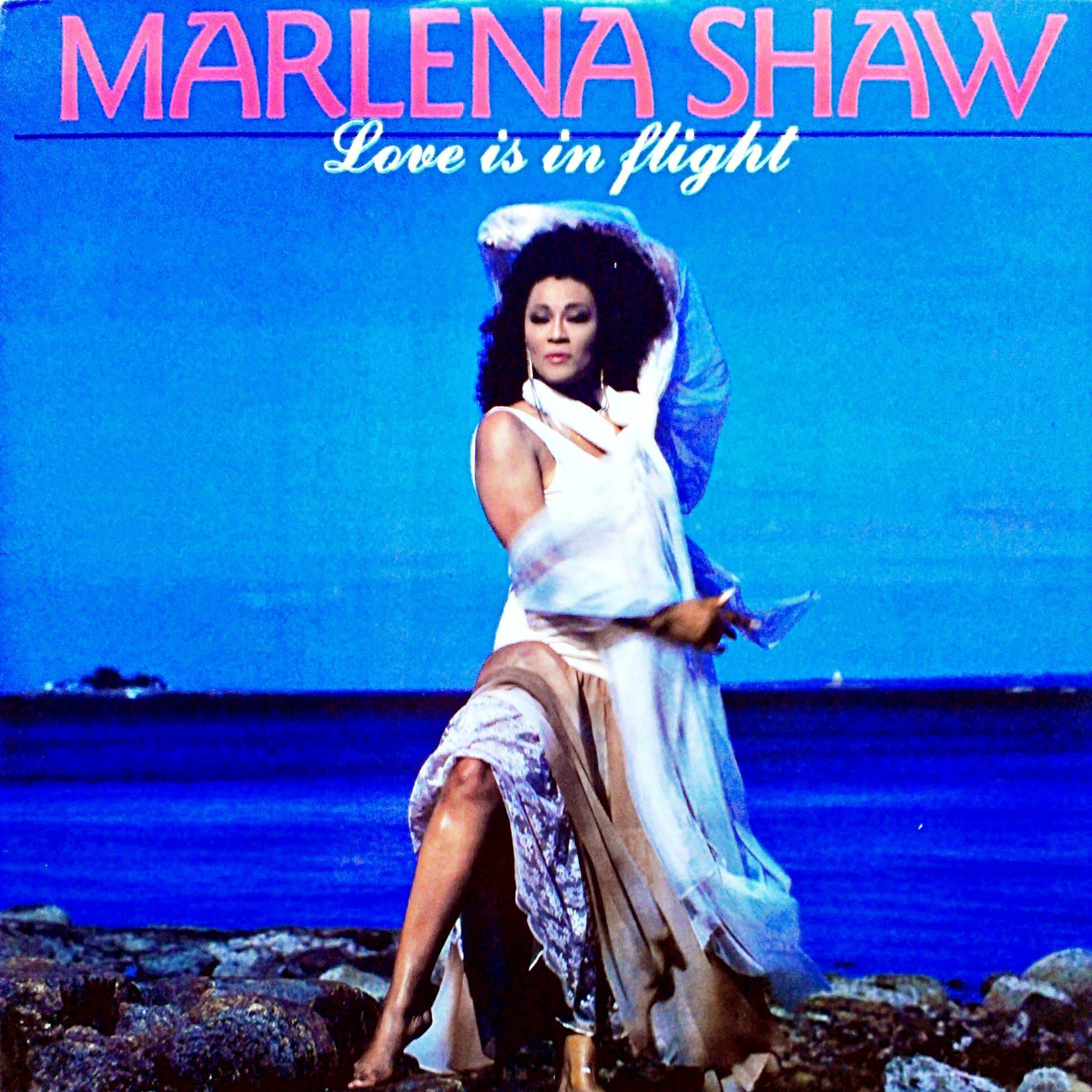 LP Marlena Shaw ‎– Love Is In Flight