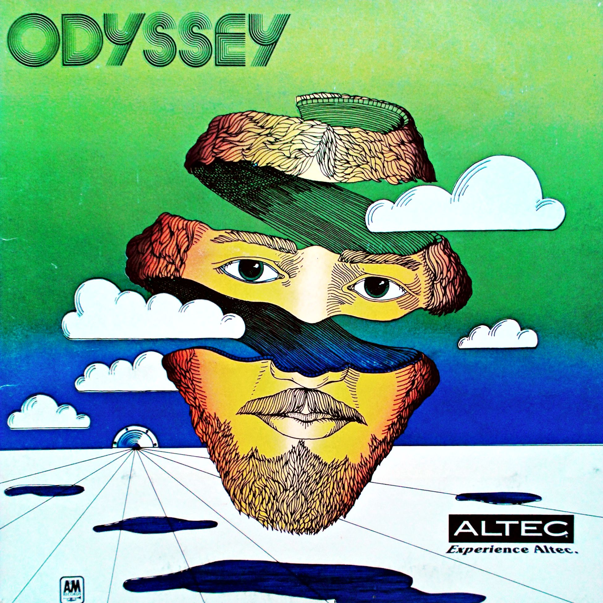 LP Various ‎– Odyssey From Altec