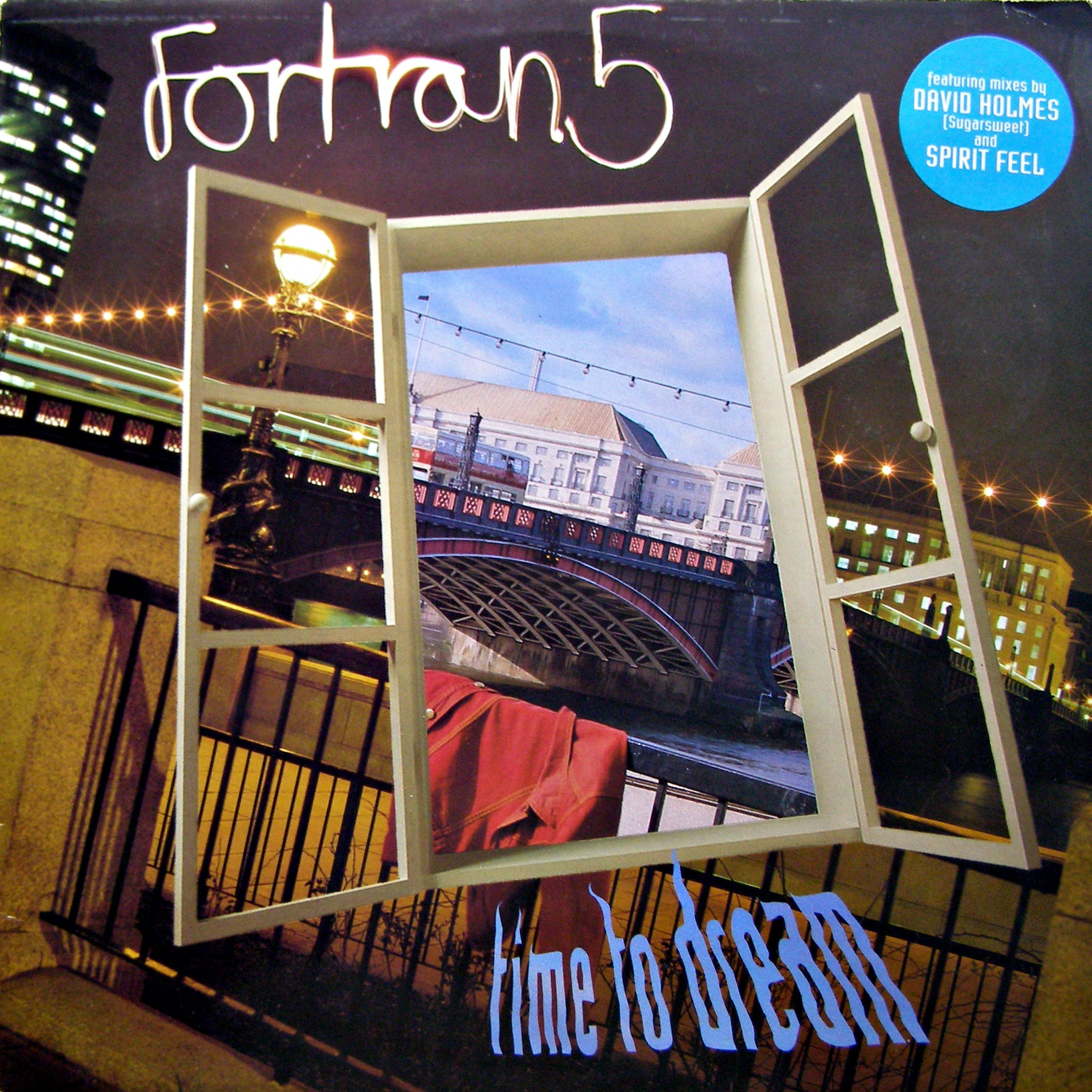 "12"" Fortran 5 ‎– Time To Dream"