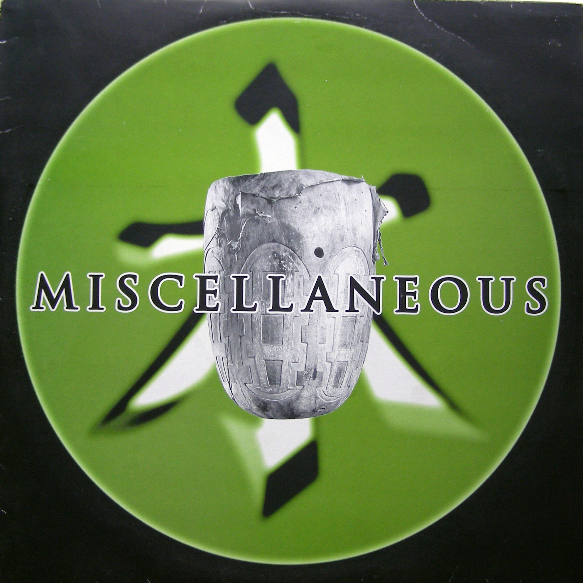 2LP Various ‎– Miscellaneous