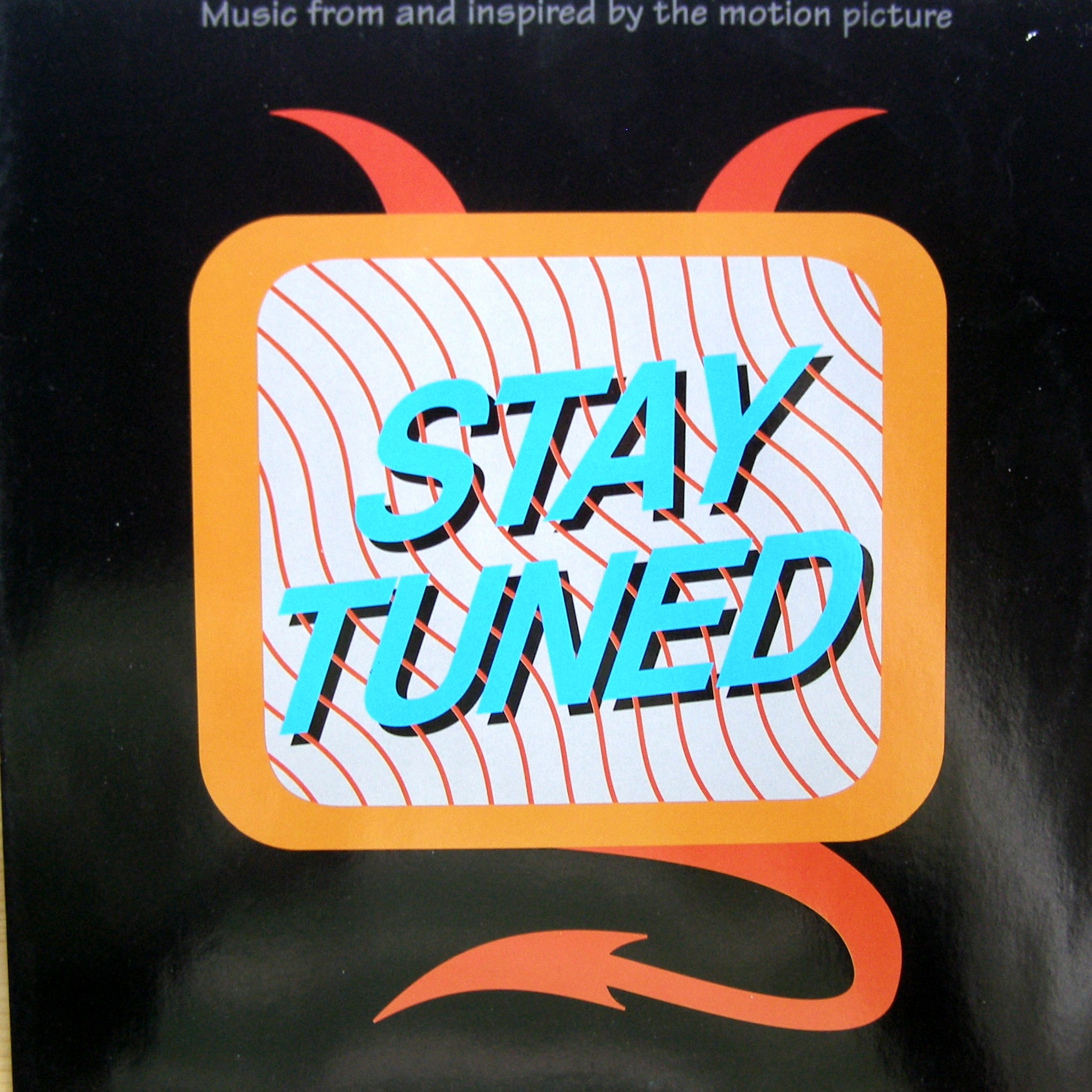 LP Various ‎– Stay Tuned