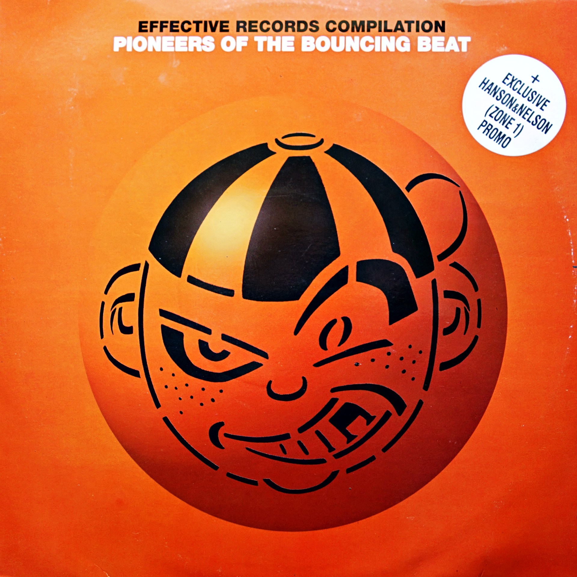 2xLP Various - Effective Records Compilation - Pioneers Of The Bouncing Beat