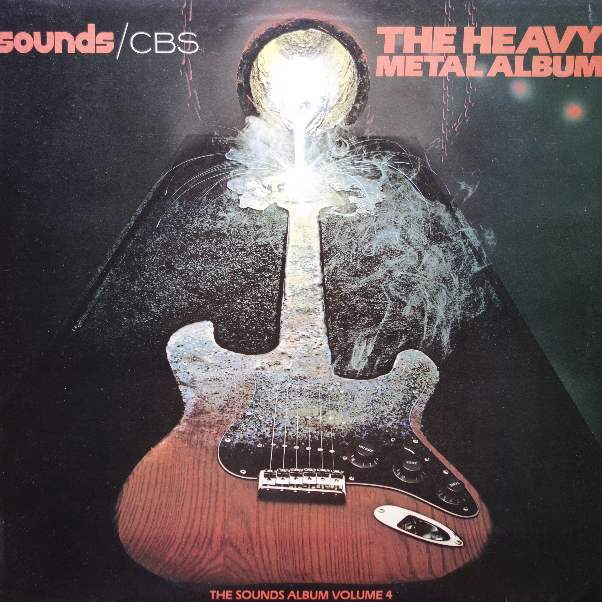 LP Various ‎– The Heavy Metal Album
