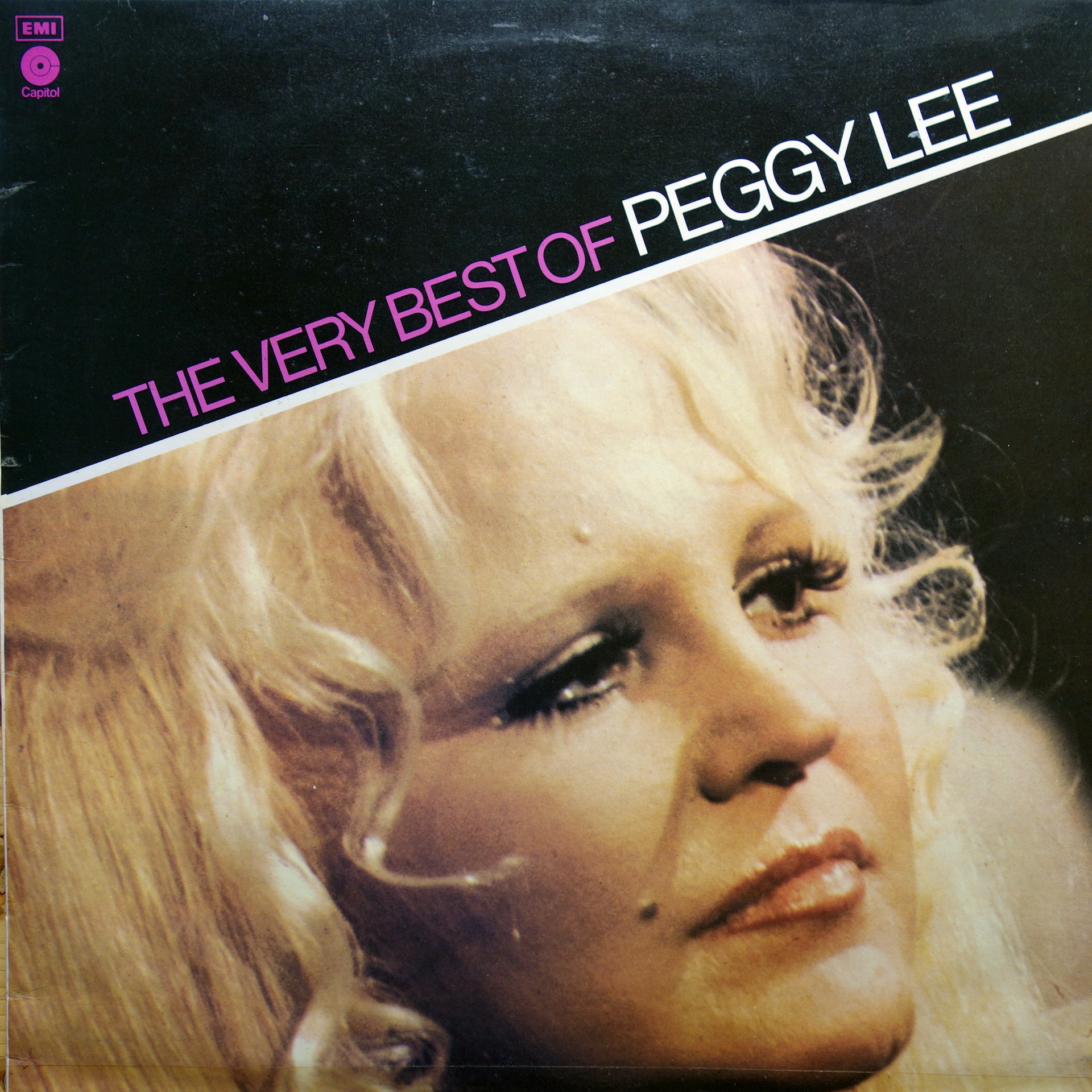 LP Peggy Lee - The Very Best Of Peggy Lee