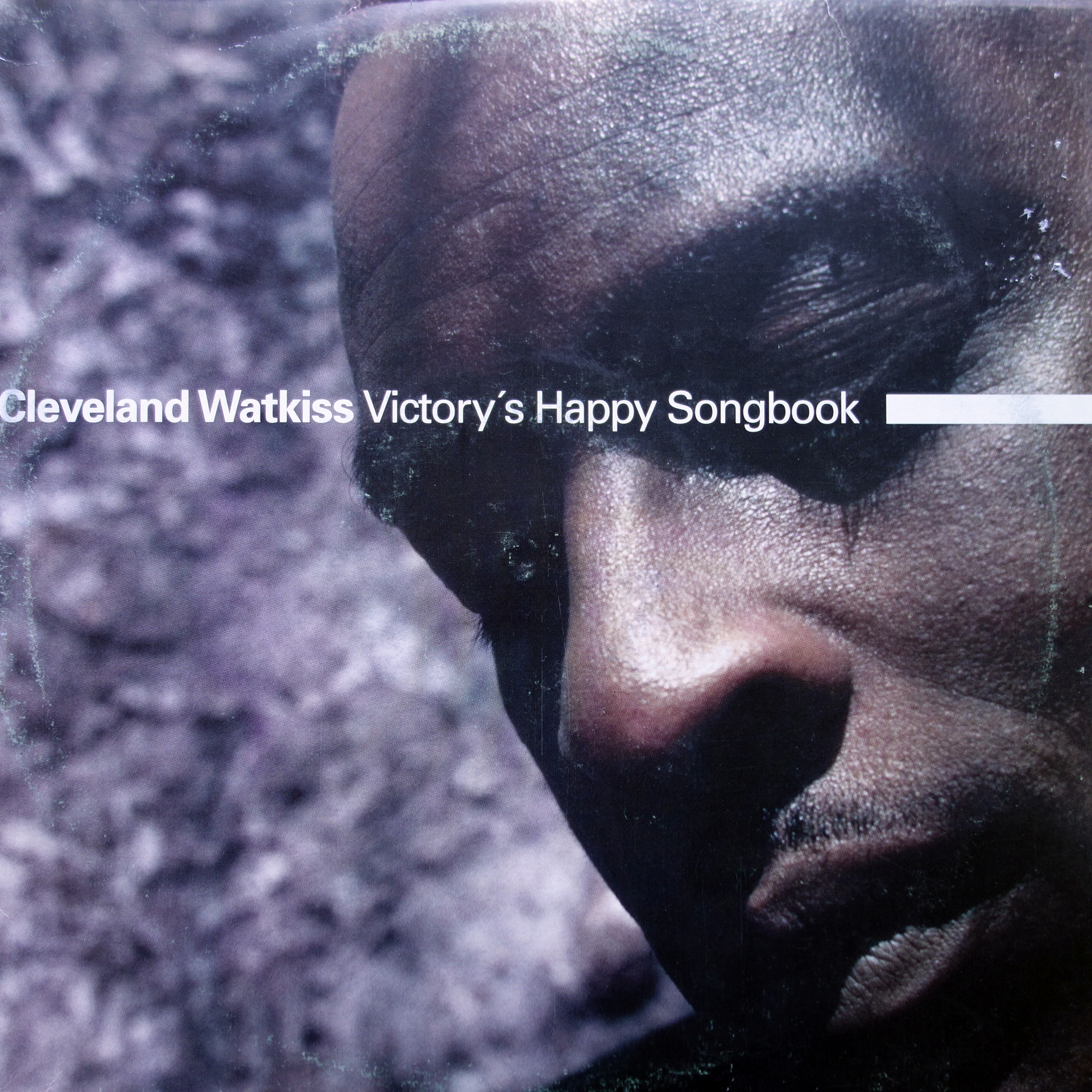 2LP Cleveland Watkiss ‎– Victory's Happy Songbook