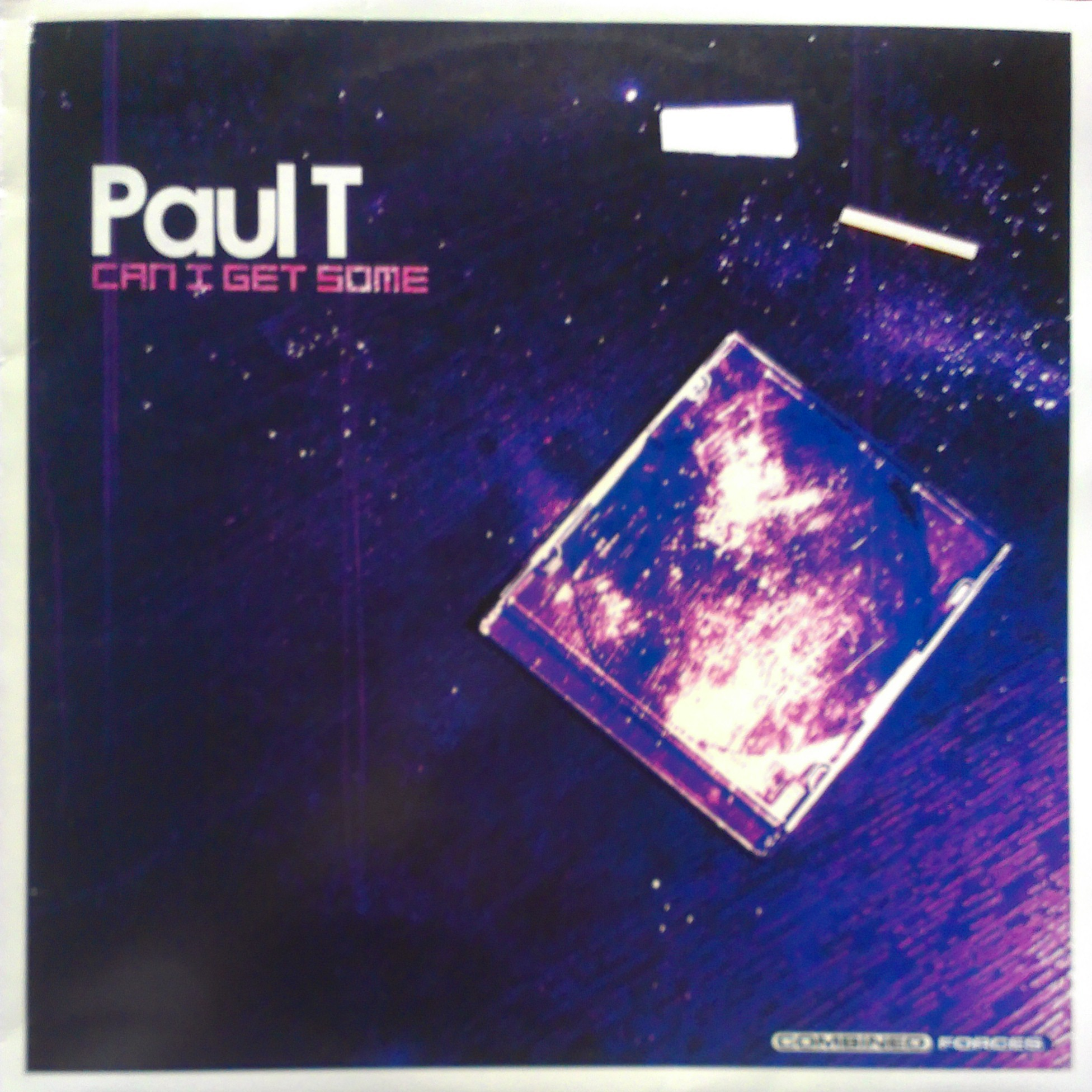 "12"" Paul T - Can I Get Some"