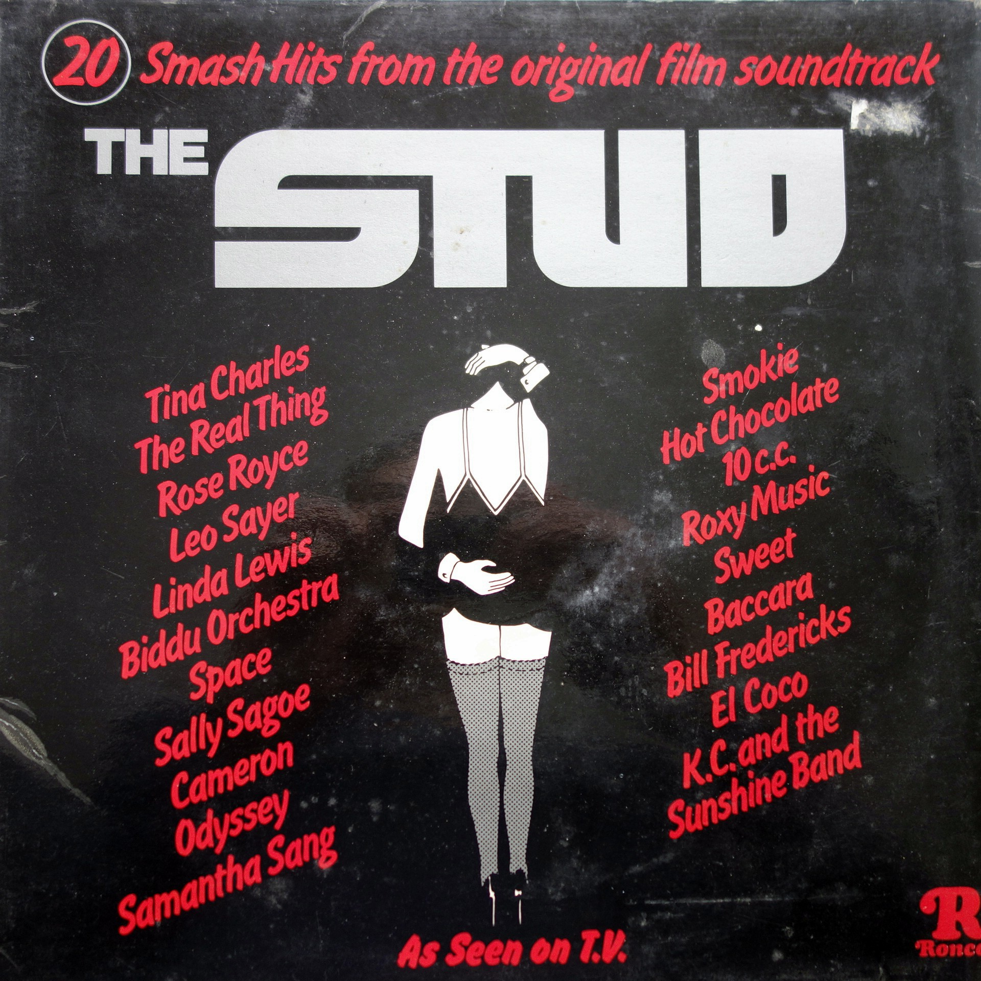 LP Various ‎– The Stud