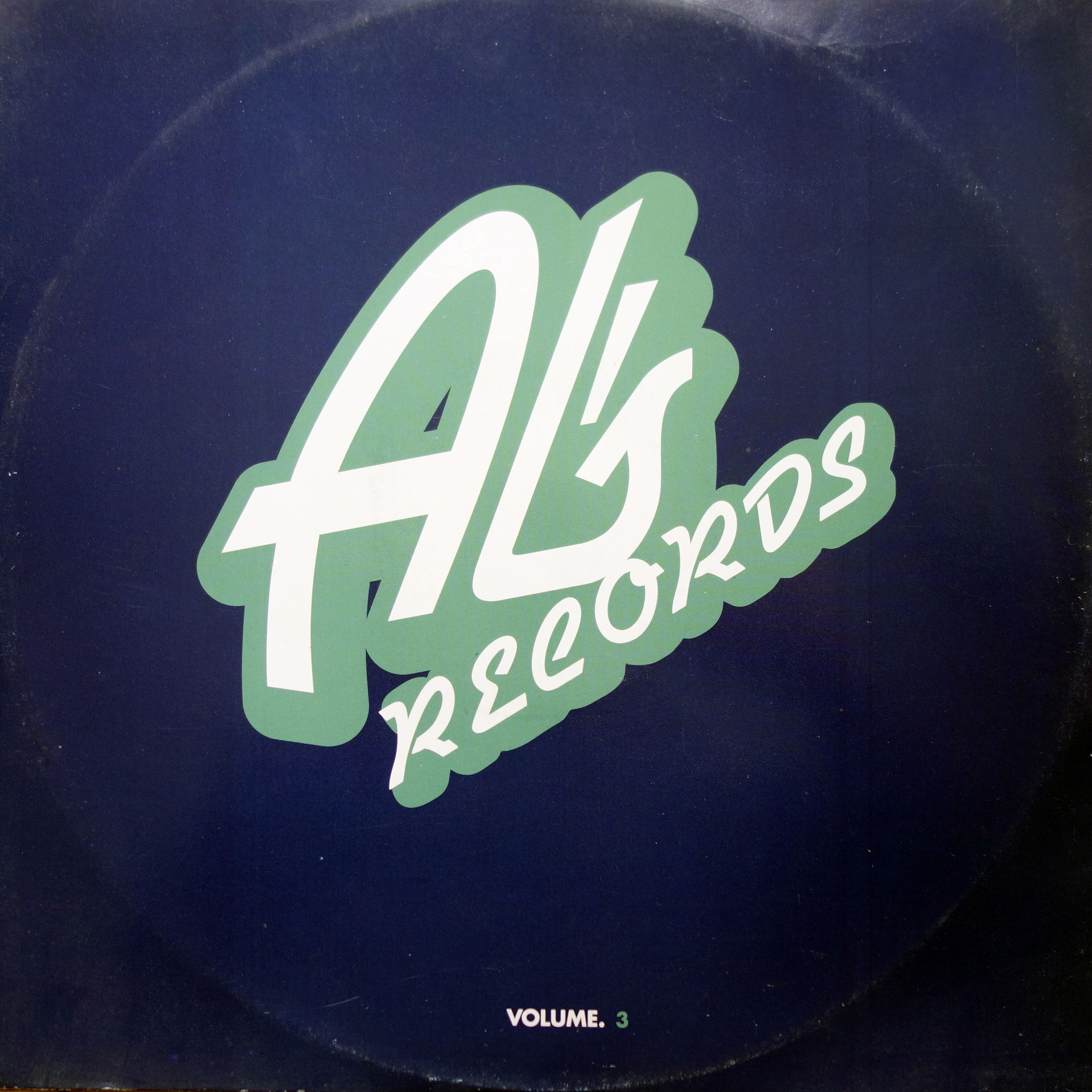 "12"" Alex Reece ‎– Al's Records Volume 3"