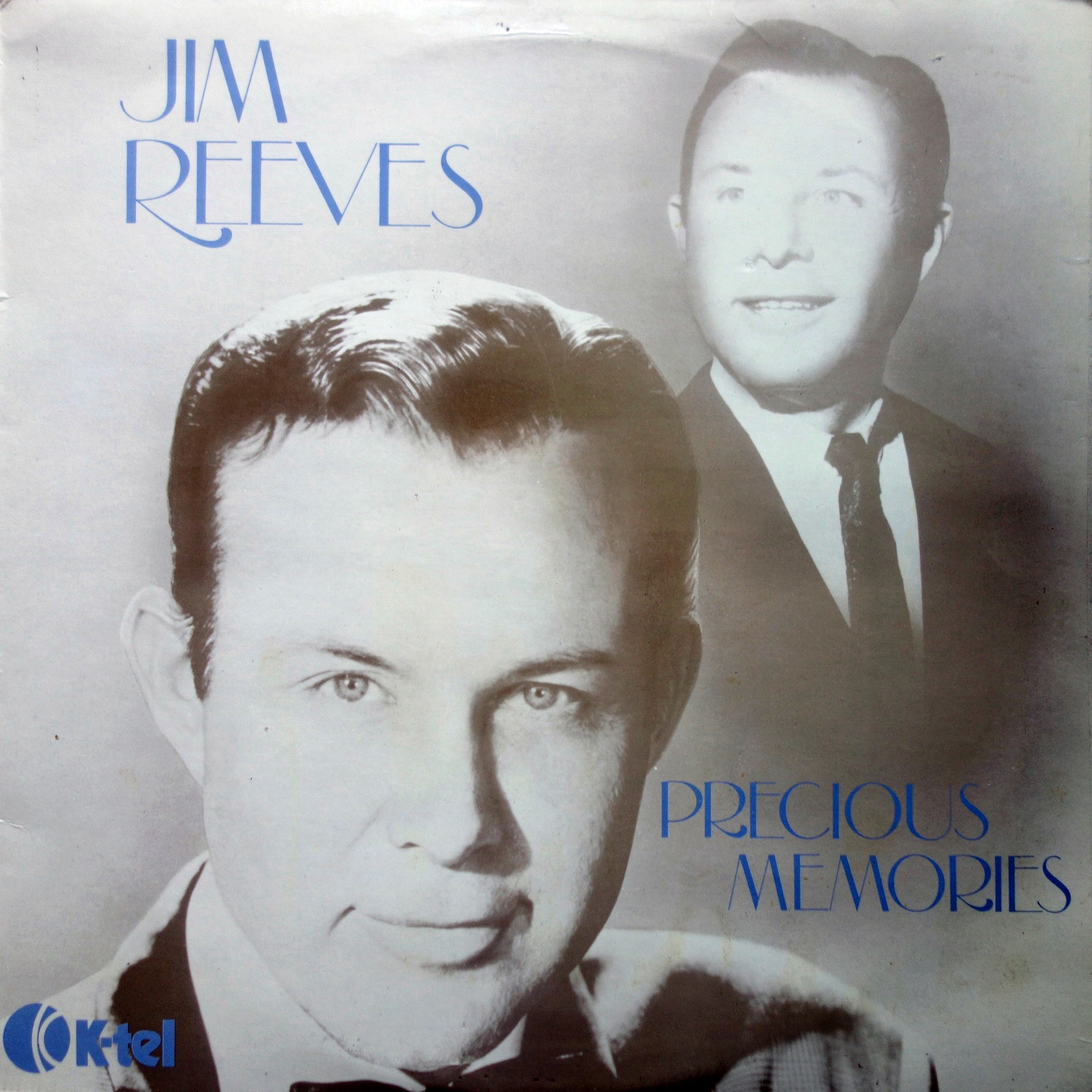 LP Jim Reeves ‎– Precious Memories