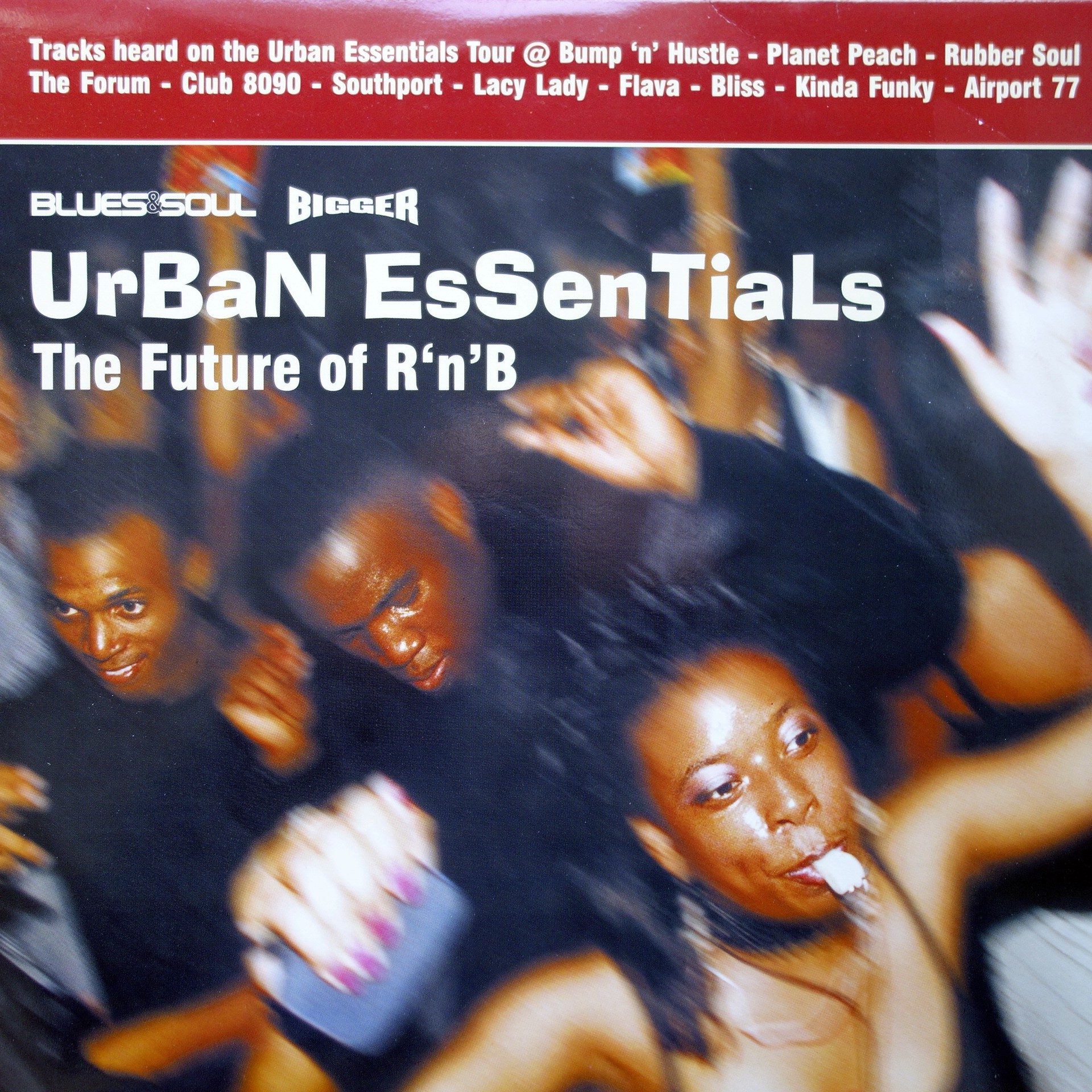 2xLP Urban Essentials The Future Of R'n'B