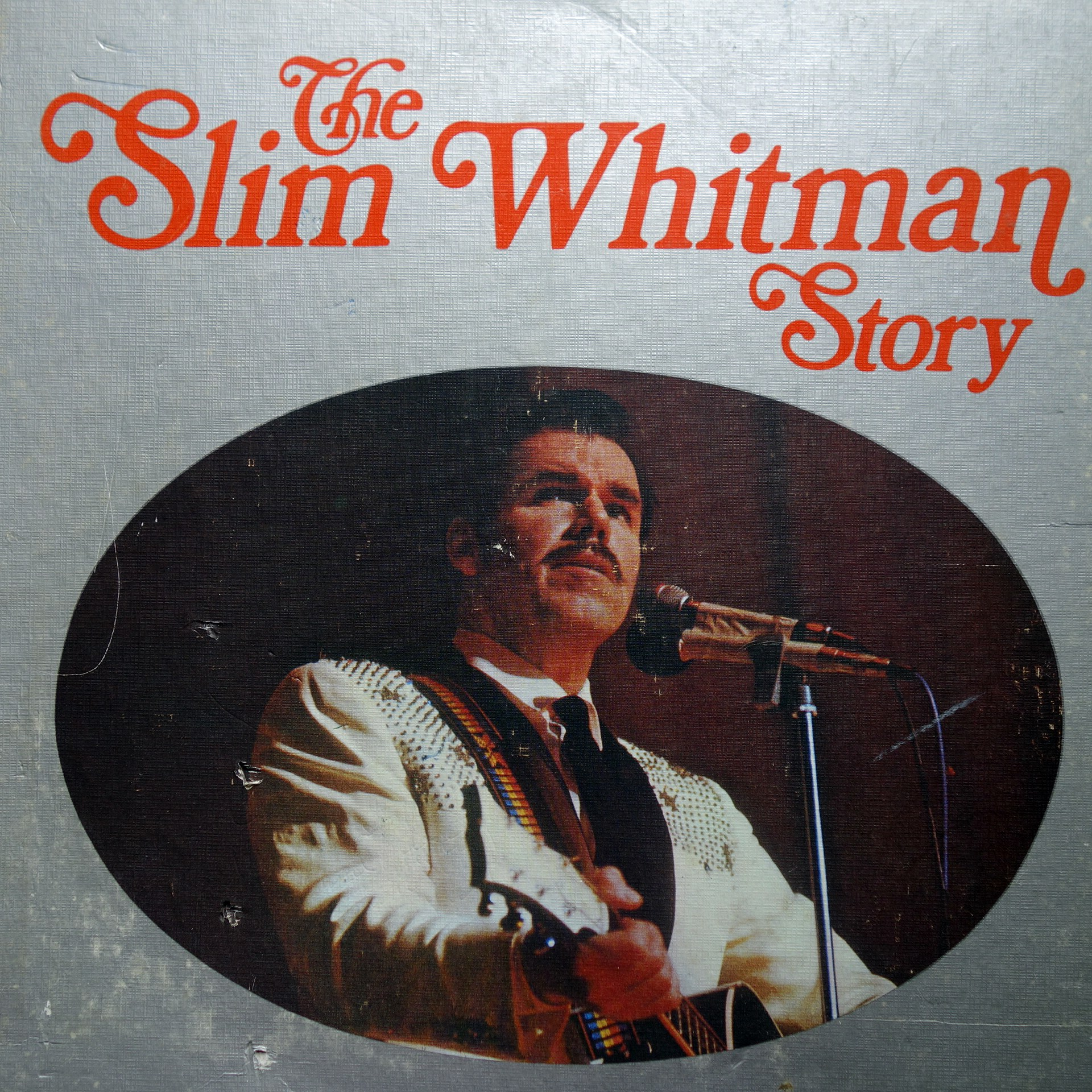 6xLP Slim Whitman ‎– The Slim Whitman Story