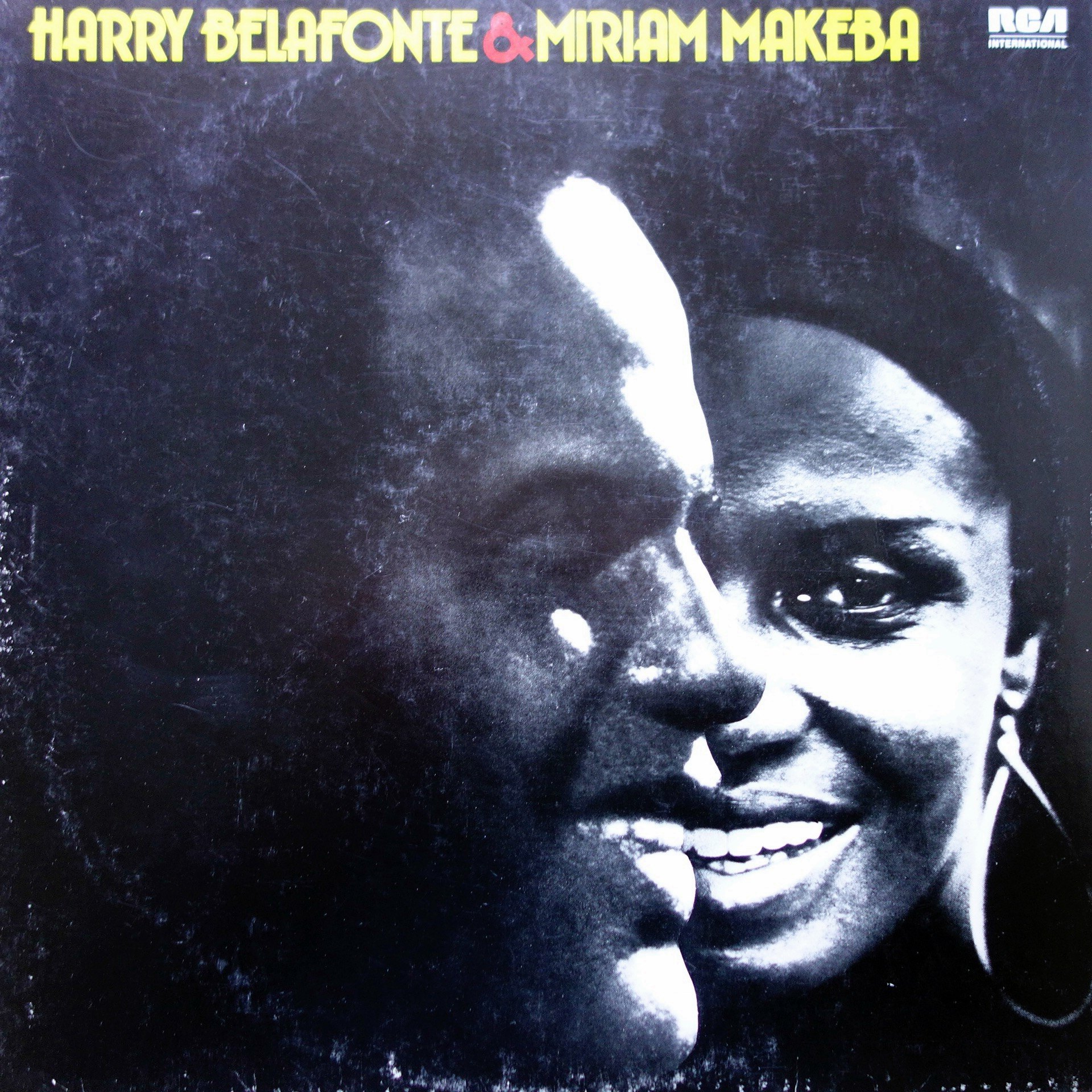 2xLP Harry Belafonte & Miriam Makeba