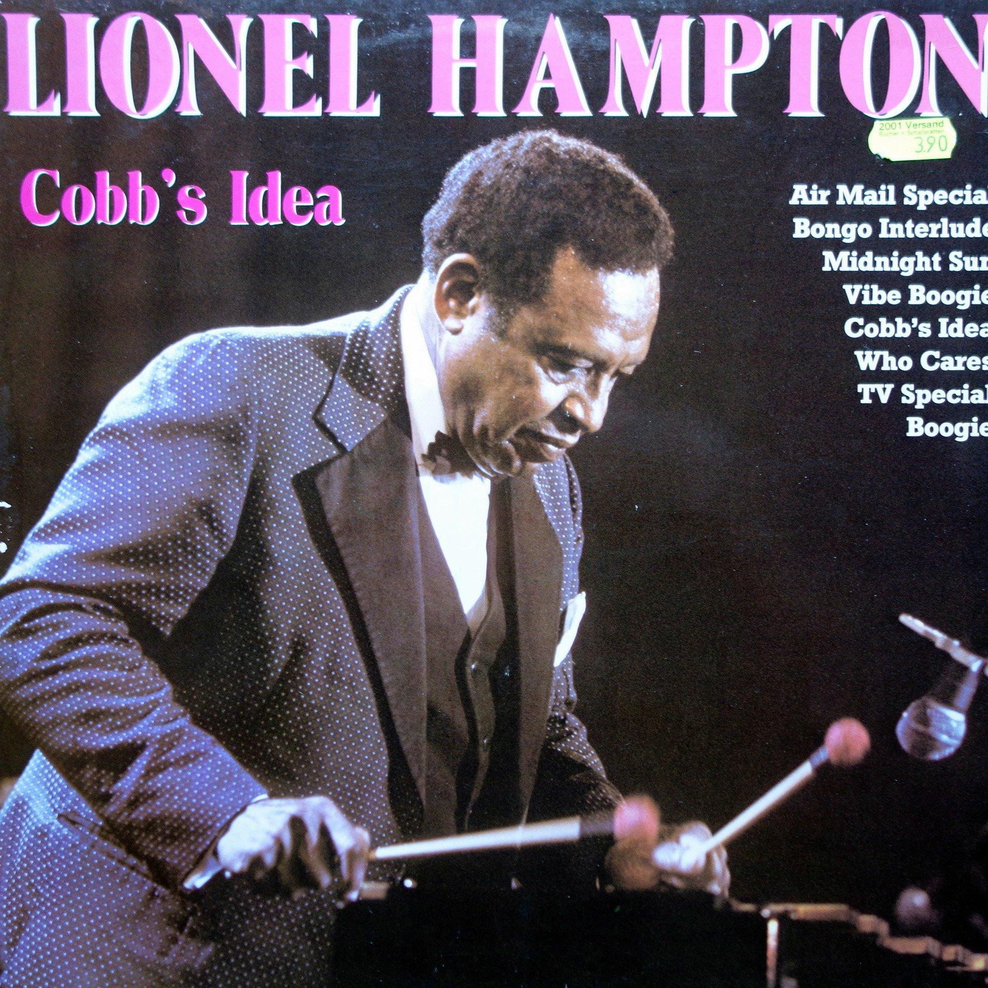 LP Lionel Hampton – Cobb's Idea