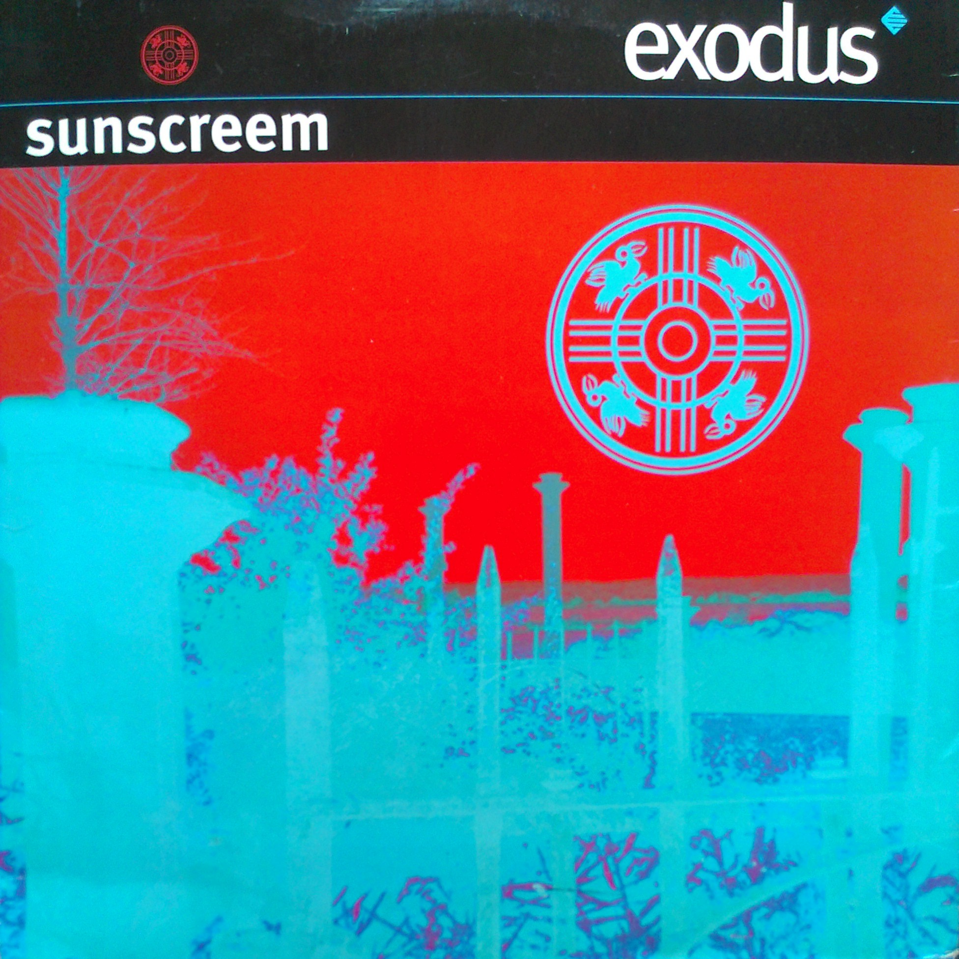 "12"" Sunscream - Exodus (remixes)"