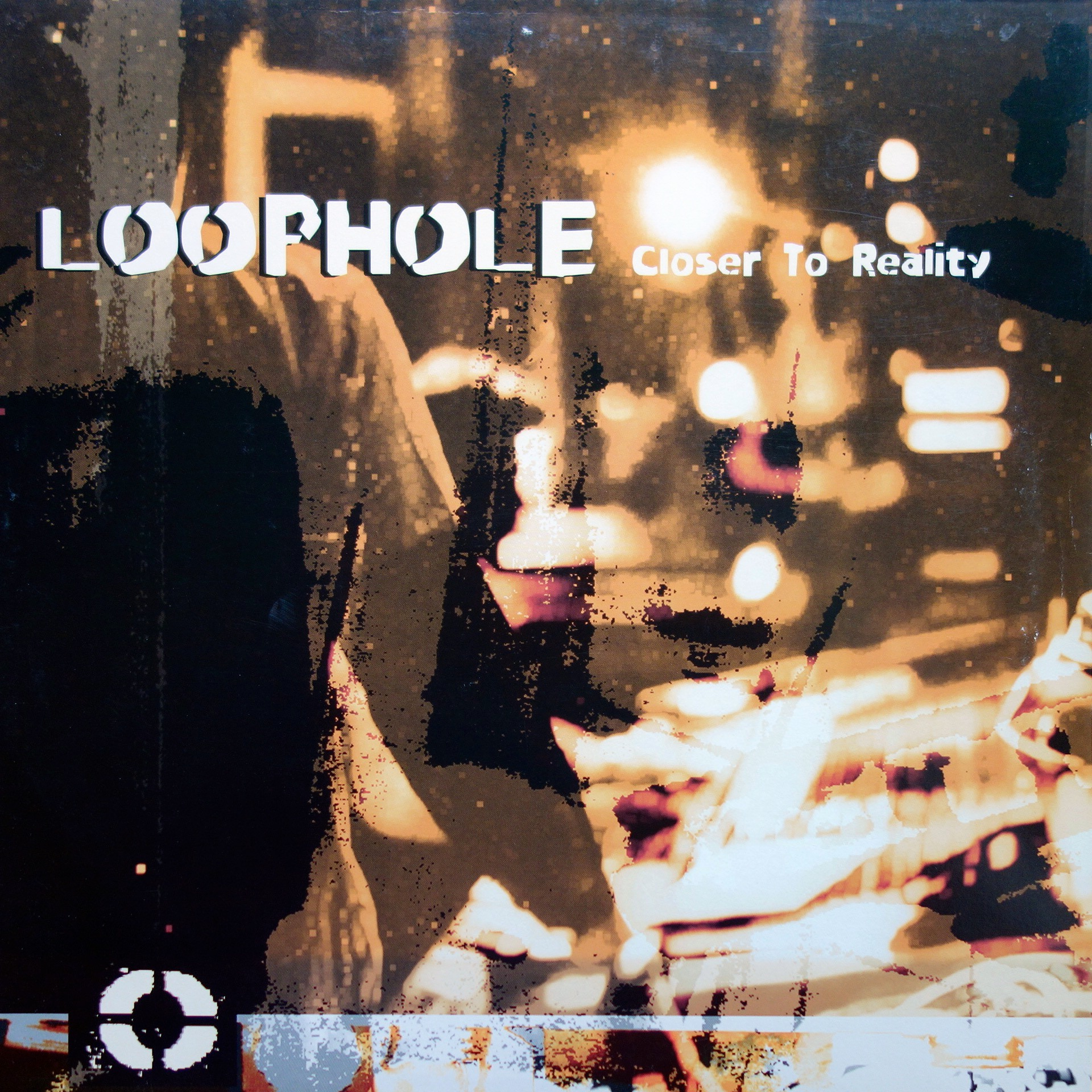 "12"" Loophole ‎– Closer To Reality"