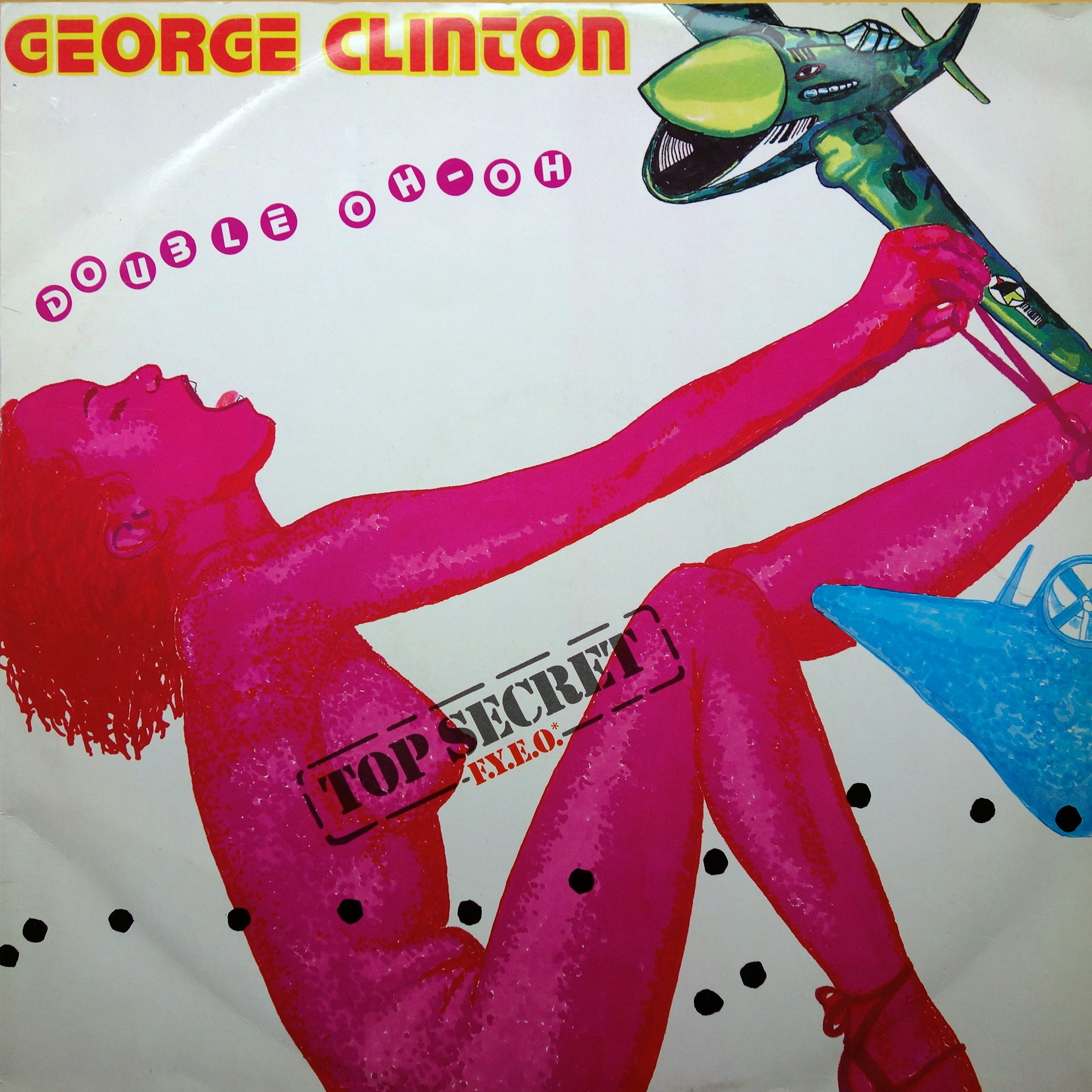 "12"" George Clinton ‎– Double Oh-Oh"