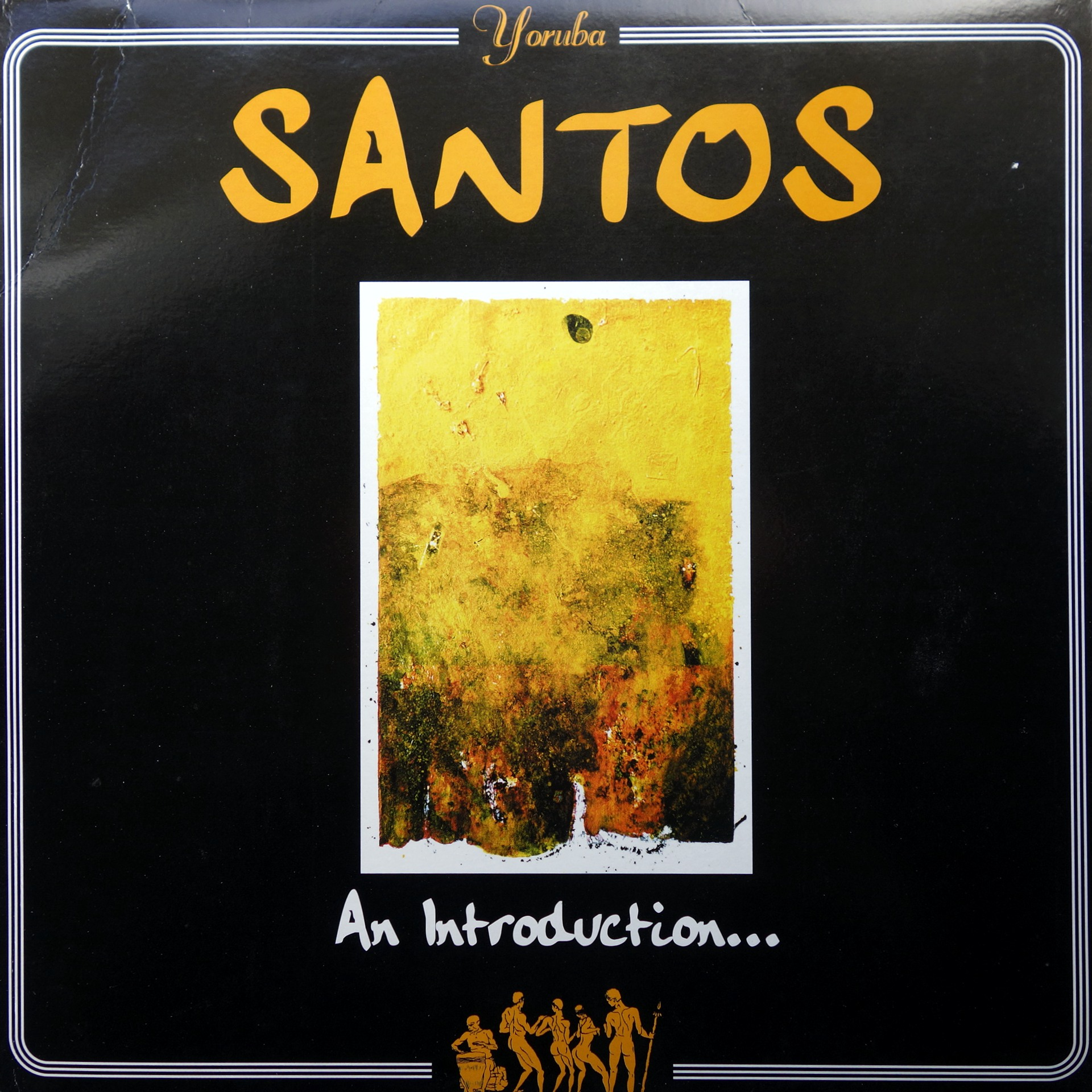 "12"" Santos ‎– An Introduction..."