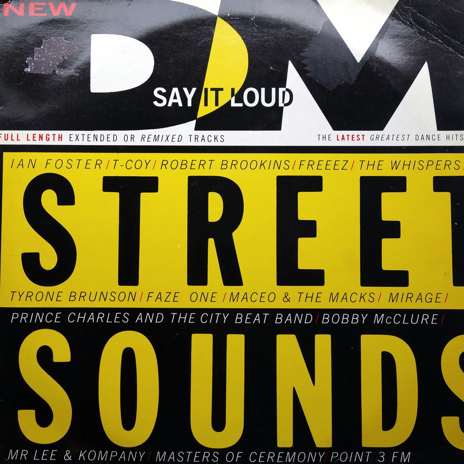 2xLP Various ‎– Street Sounds 87-1