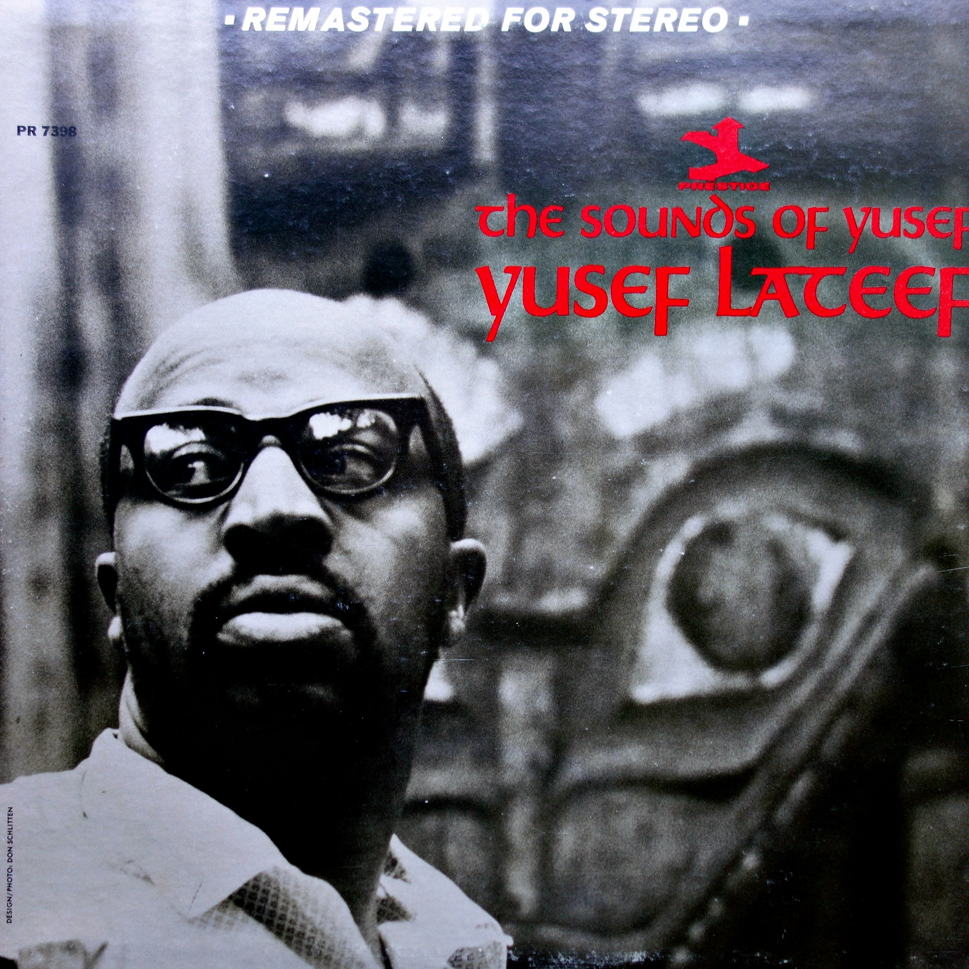 LP Yusef Lateef ‎– The Sounds Of Yusef