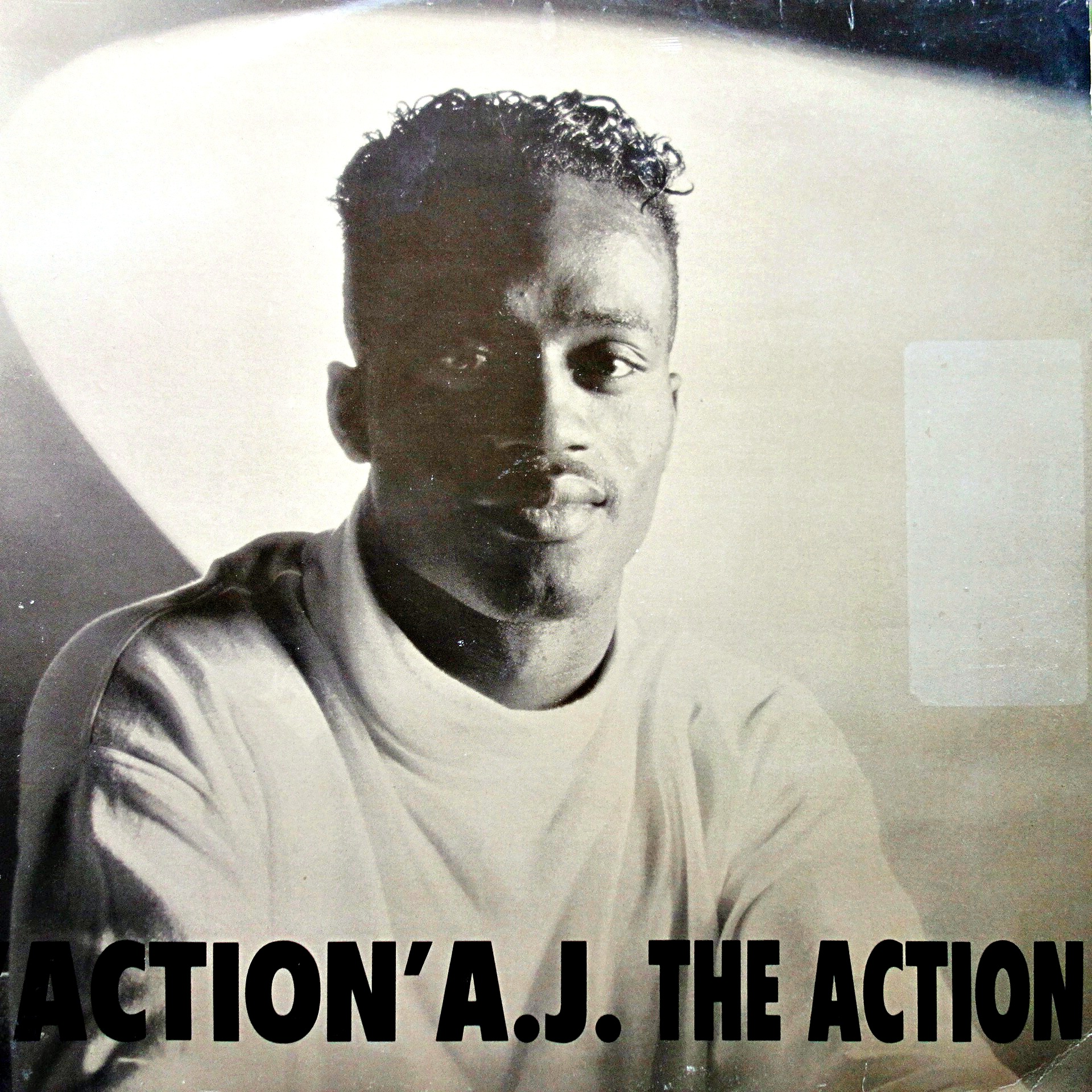"12"" ""Action"" AJ ‎– The Action"