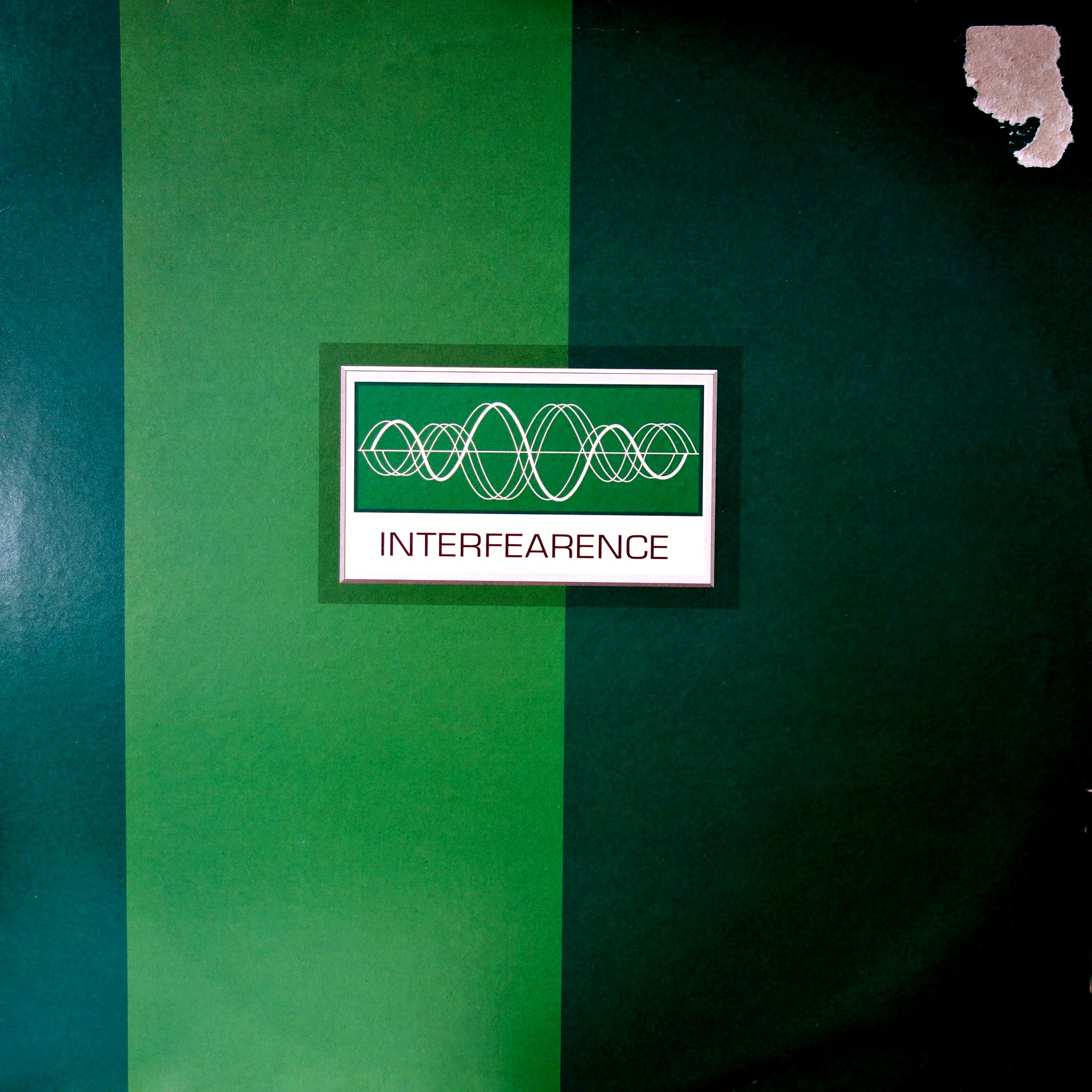 "12"" Interfearence ‎– Live Or Die"