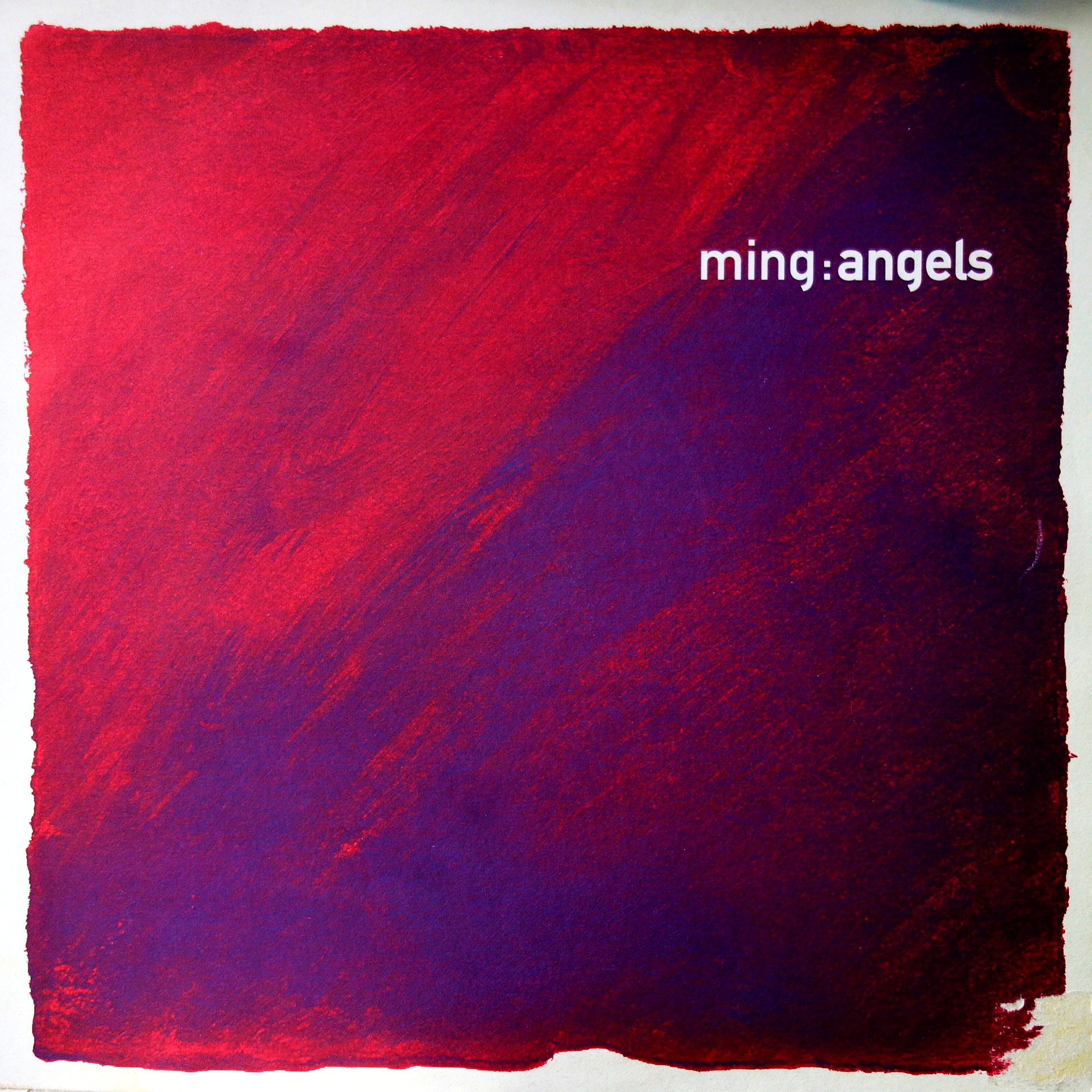 "12"" Ming ‎– Angels"