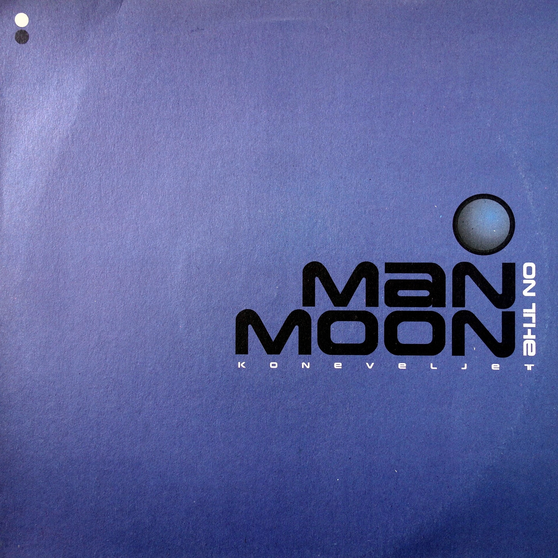 "12"" Koneveljet ‎– Man On The Moon"