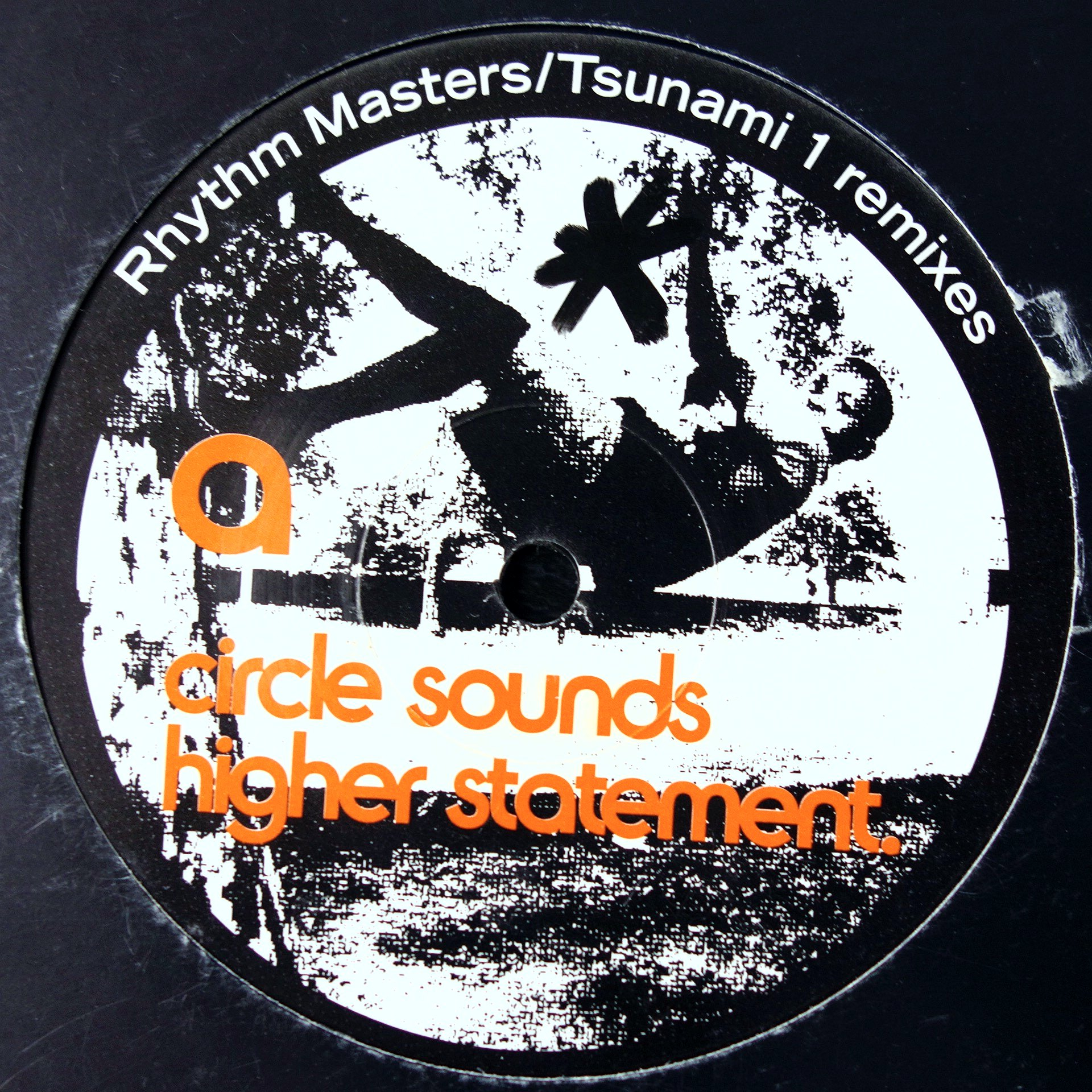 "12"" Circle Sounds ‎– Higher Statement (Remixes)"