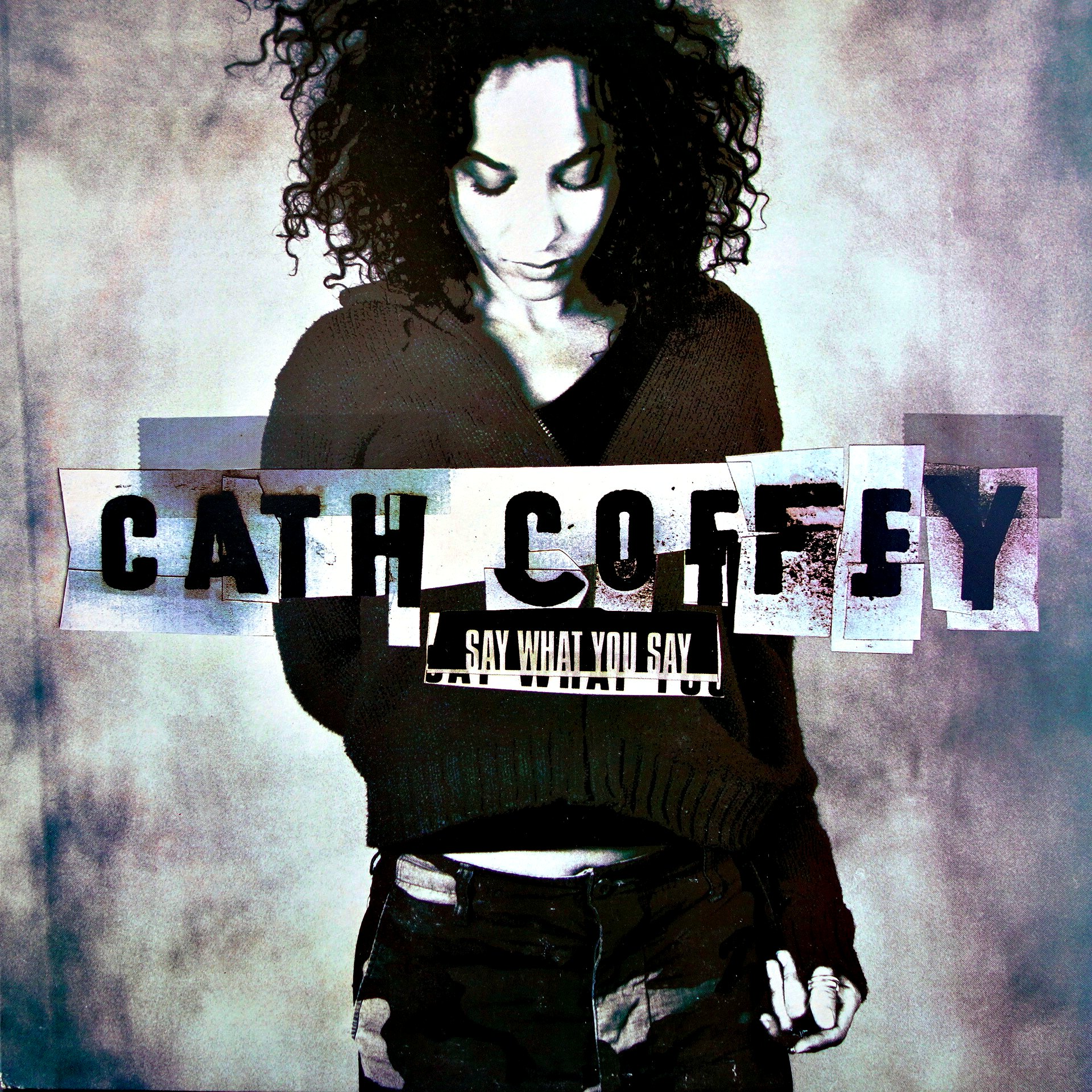 "12"" Cath Coffey ‎– Say What You Say"