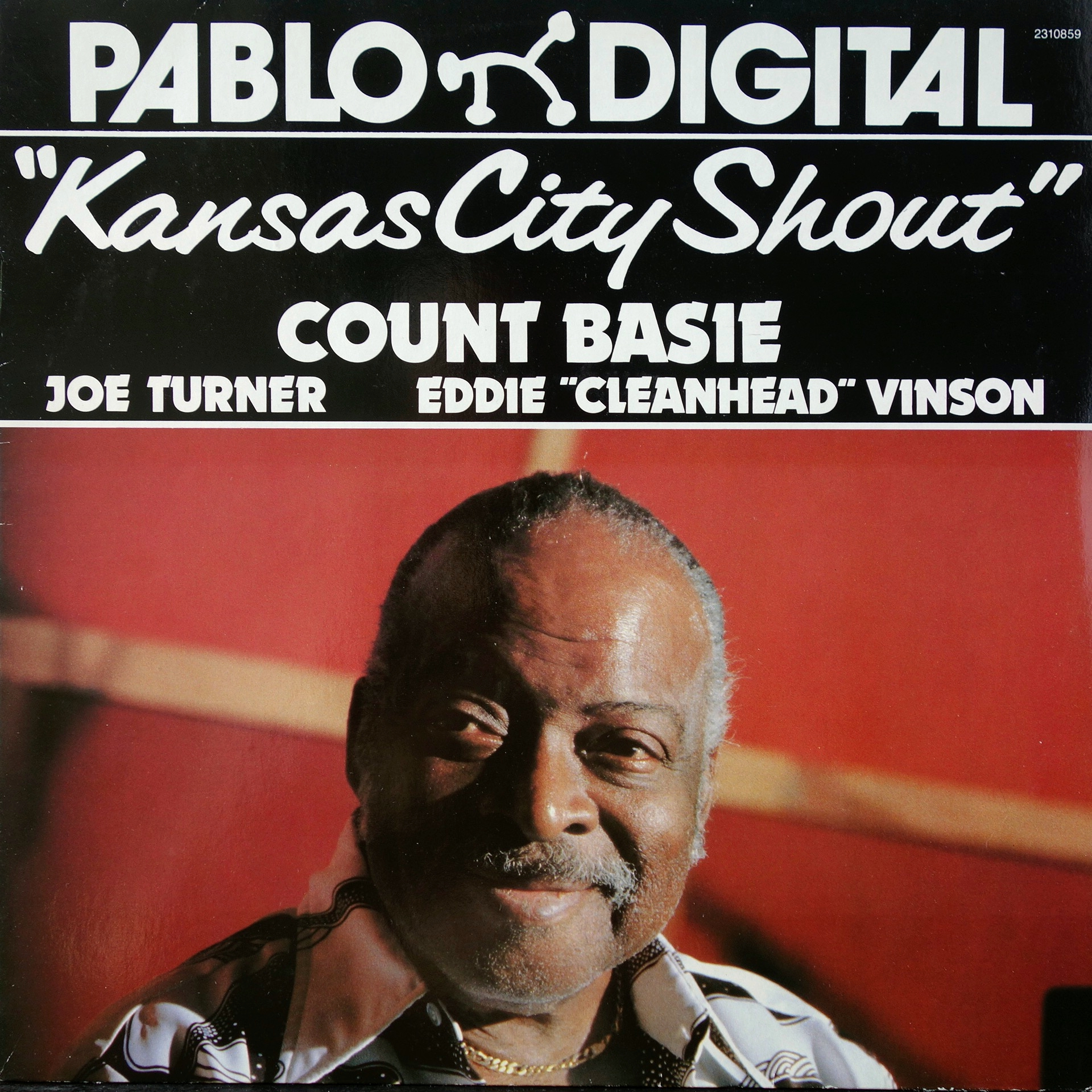 "LP Count Basie, Joe Turner, Eddie ""Cleanhead"" Vinson ‎– Kansas City Shout"
