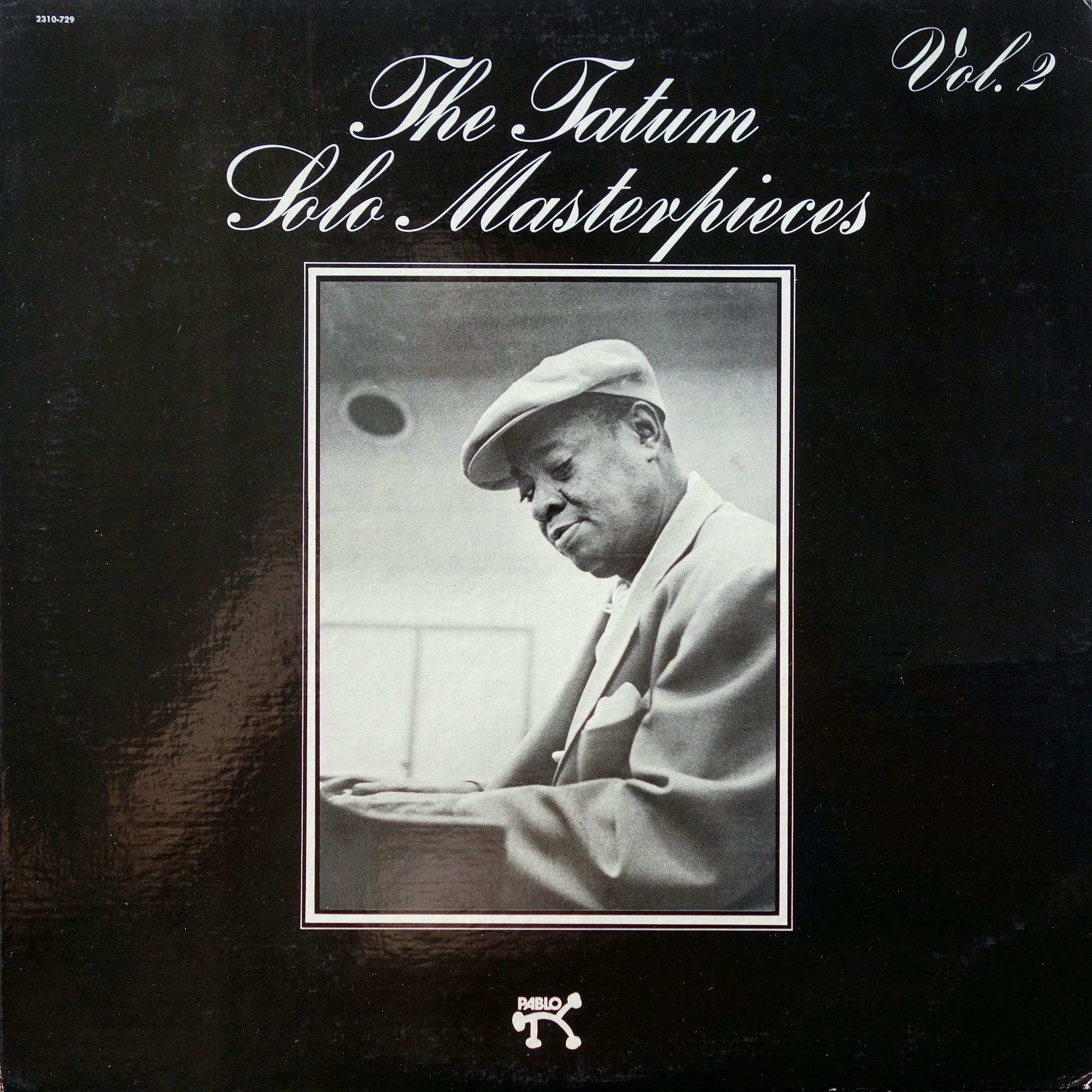 LP Art Tatum ‎– The Tatum Solo Masterpieces, Vol. 2