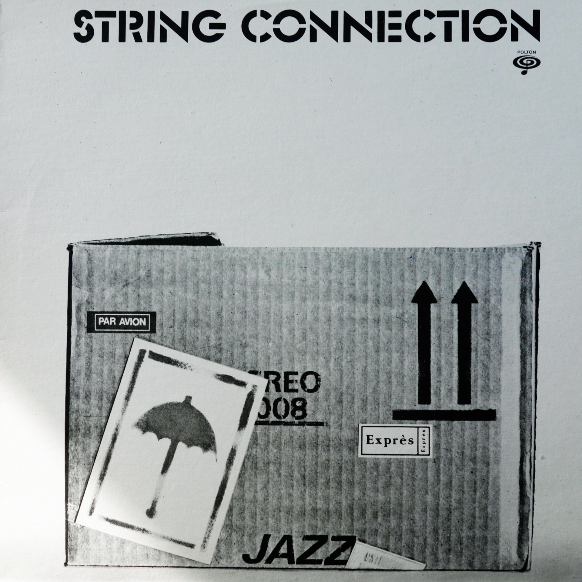 LP String Connection ‎– Live (Jazz)