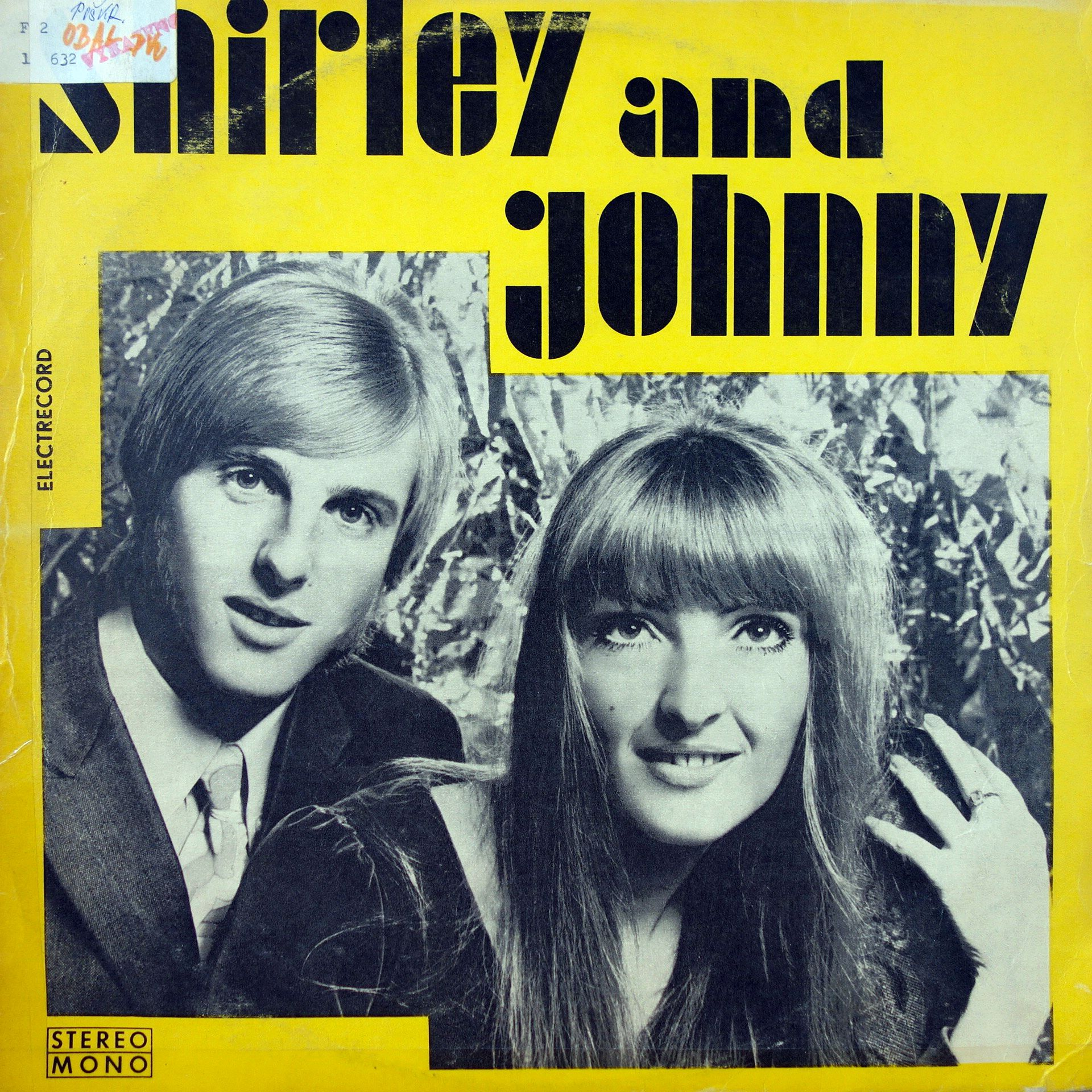 LP Shirley And Johnny