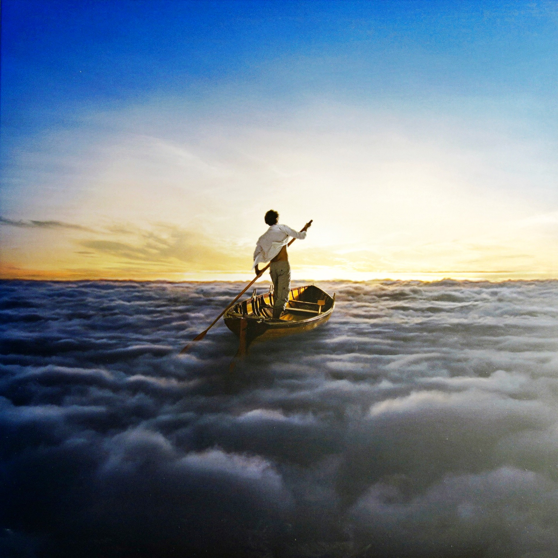 2xLP Pink Floyd ‎– The Endless River