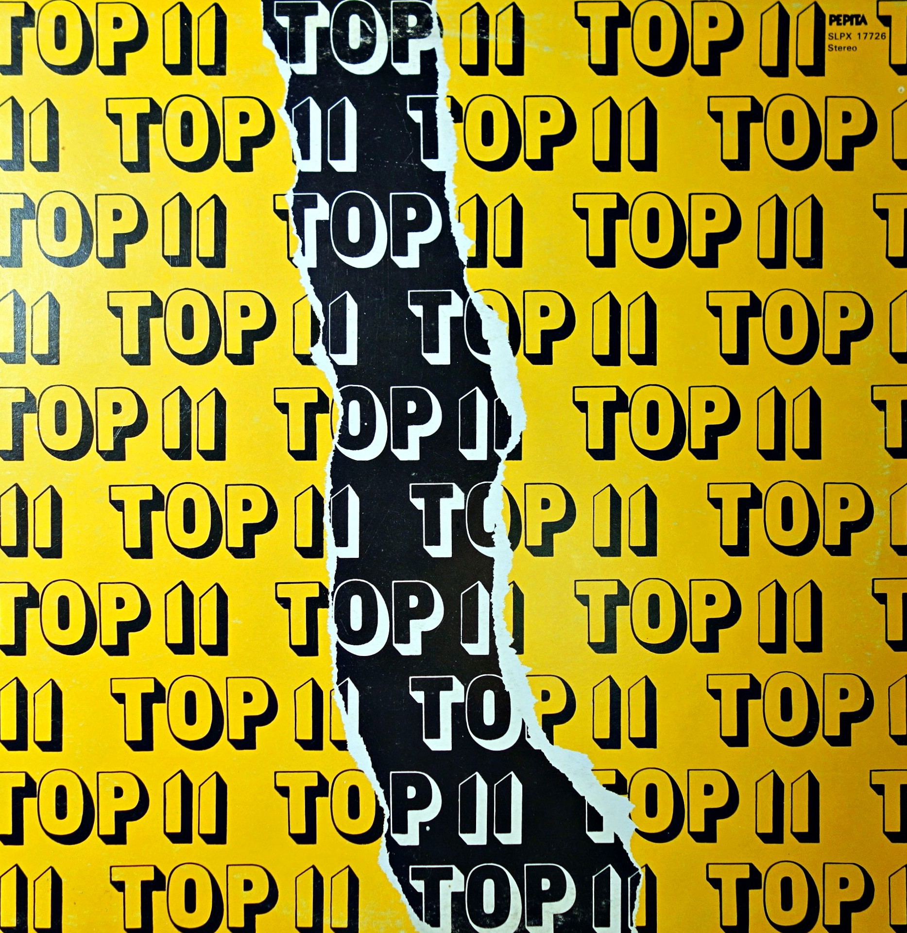 LP Various ‎– Top 11
