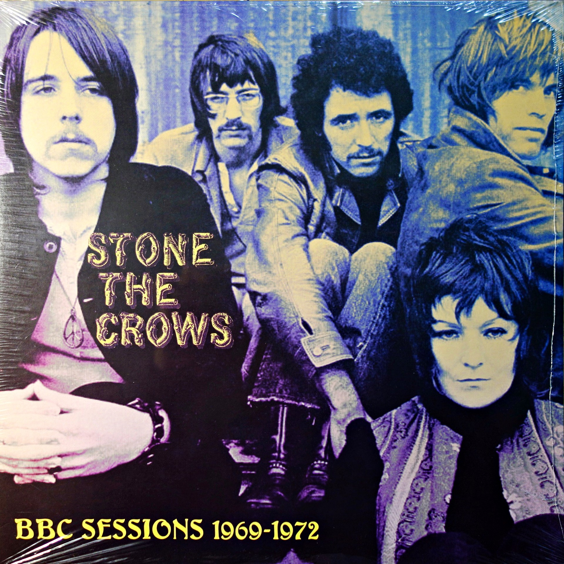 2xLP Stone The Crows ‎– BBC Sessions 1969-1972