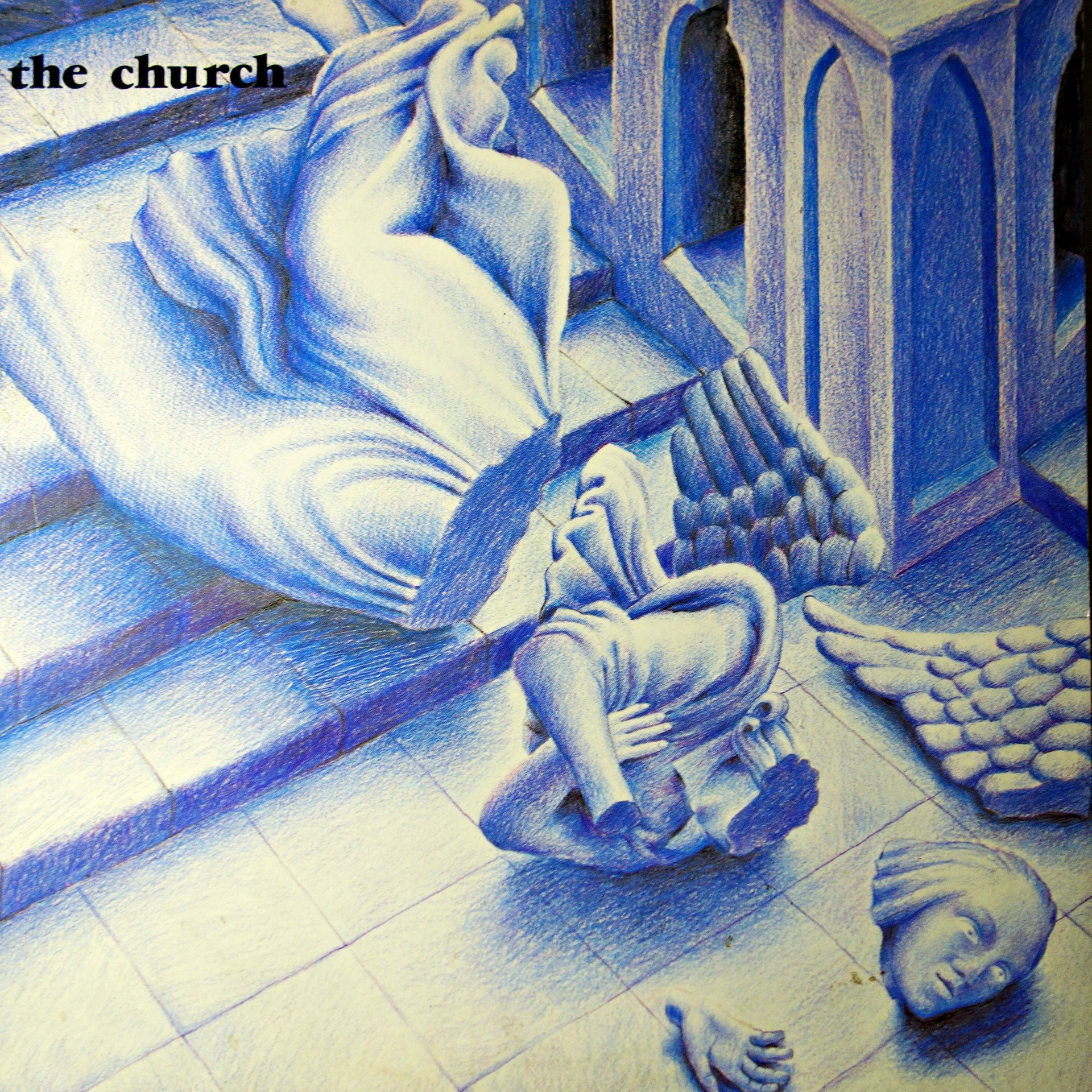LP The Church ‎– The Church