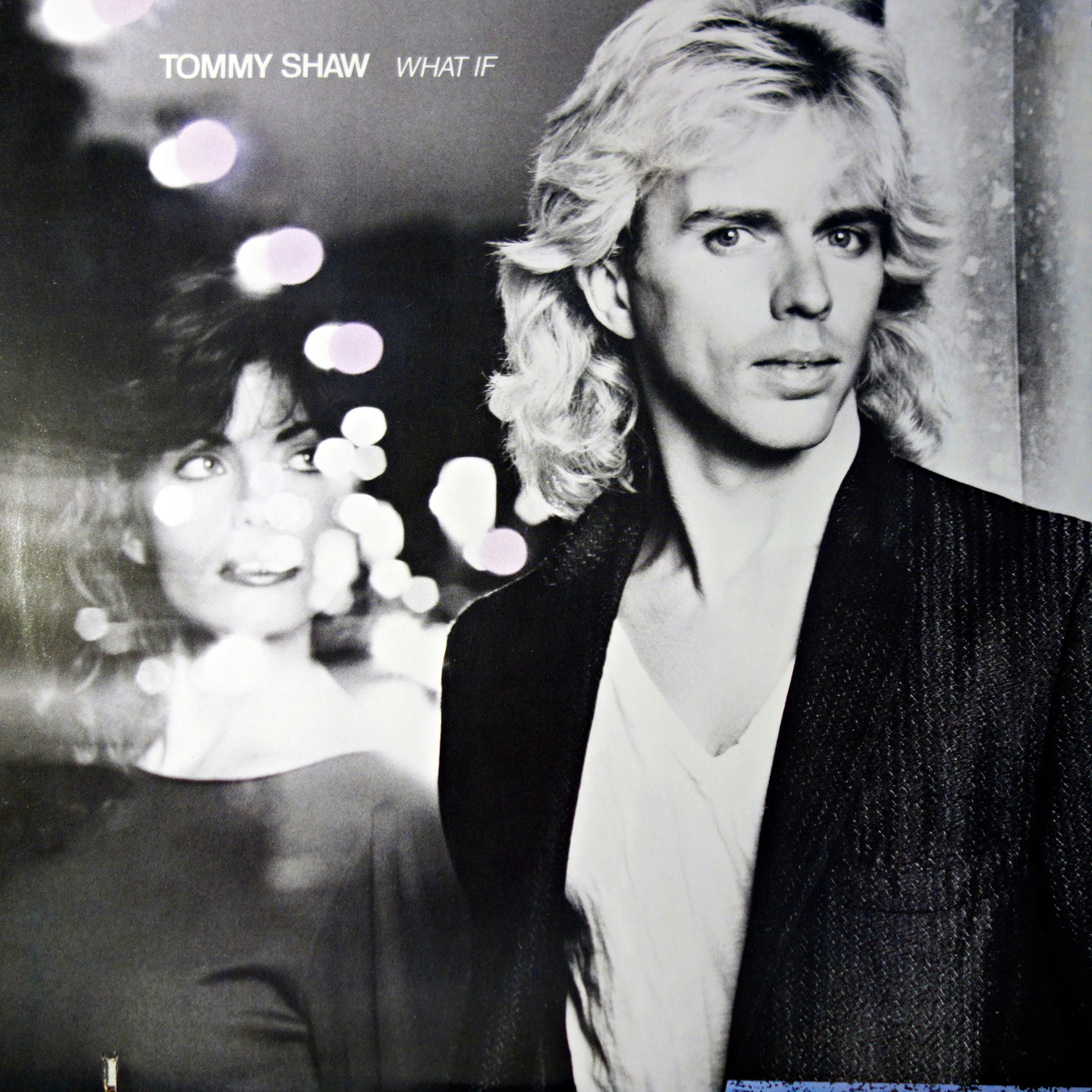 LP Tommy Shaw ‎– What If