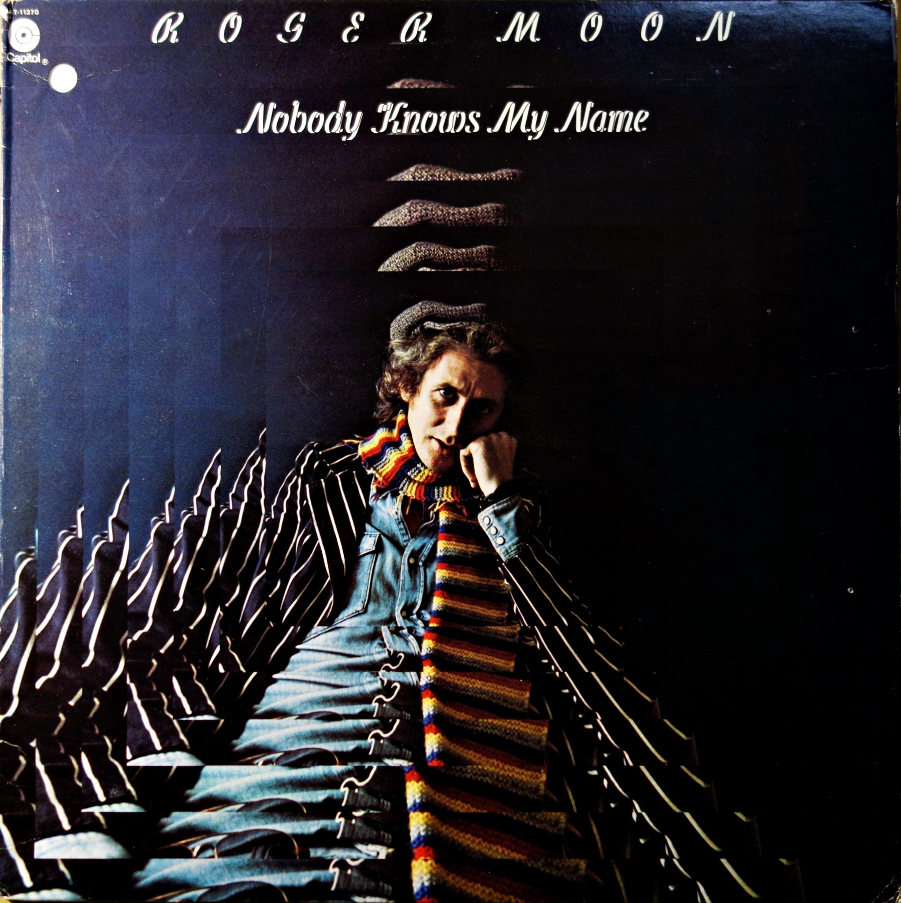 LP Roger Moon ‎– Nobody Knows My Name