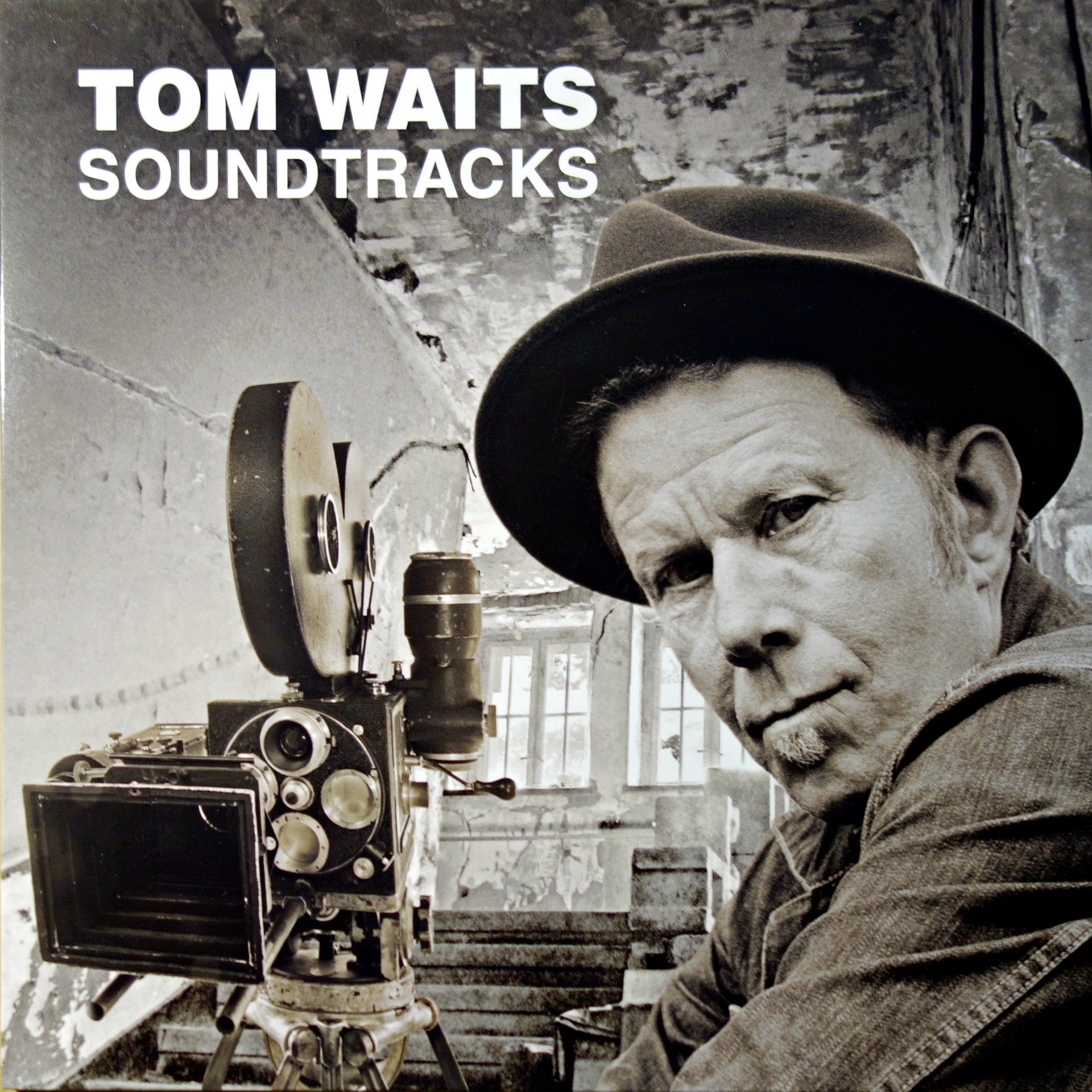 LP Tom Waits ‎– Soundtracks