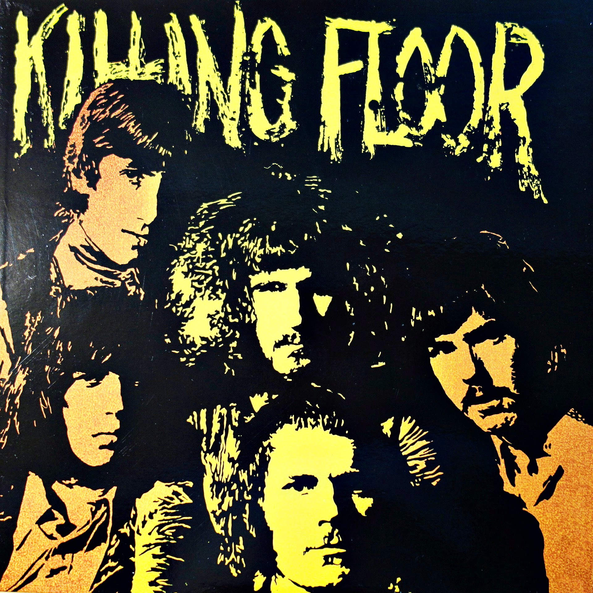 LP Killing Floor ‎– Killing Floor