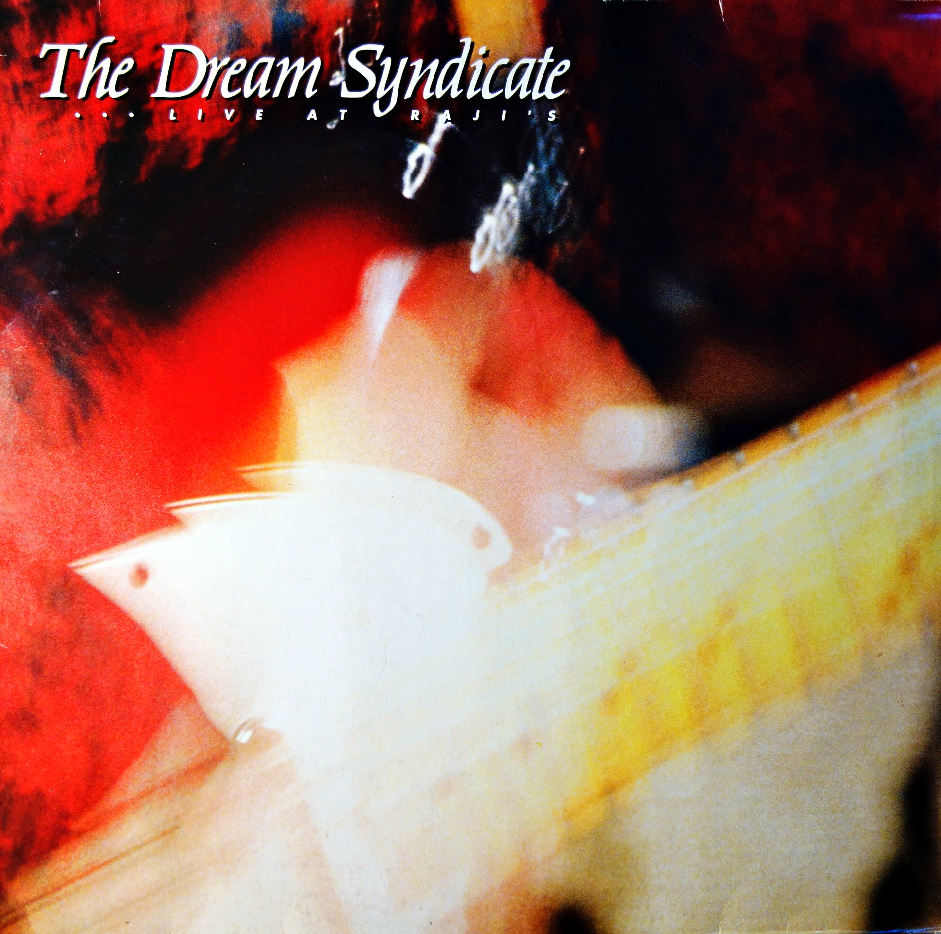 2xLP The Dream Syndicate ‎– Live At Raji's
