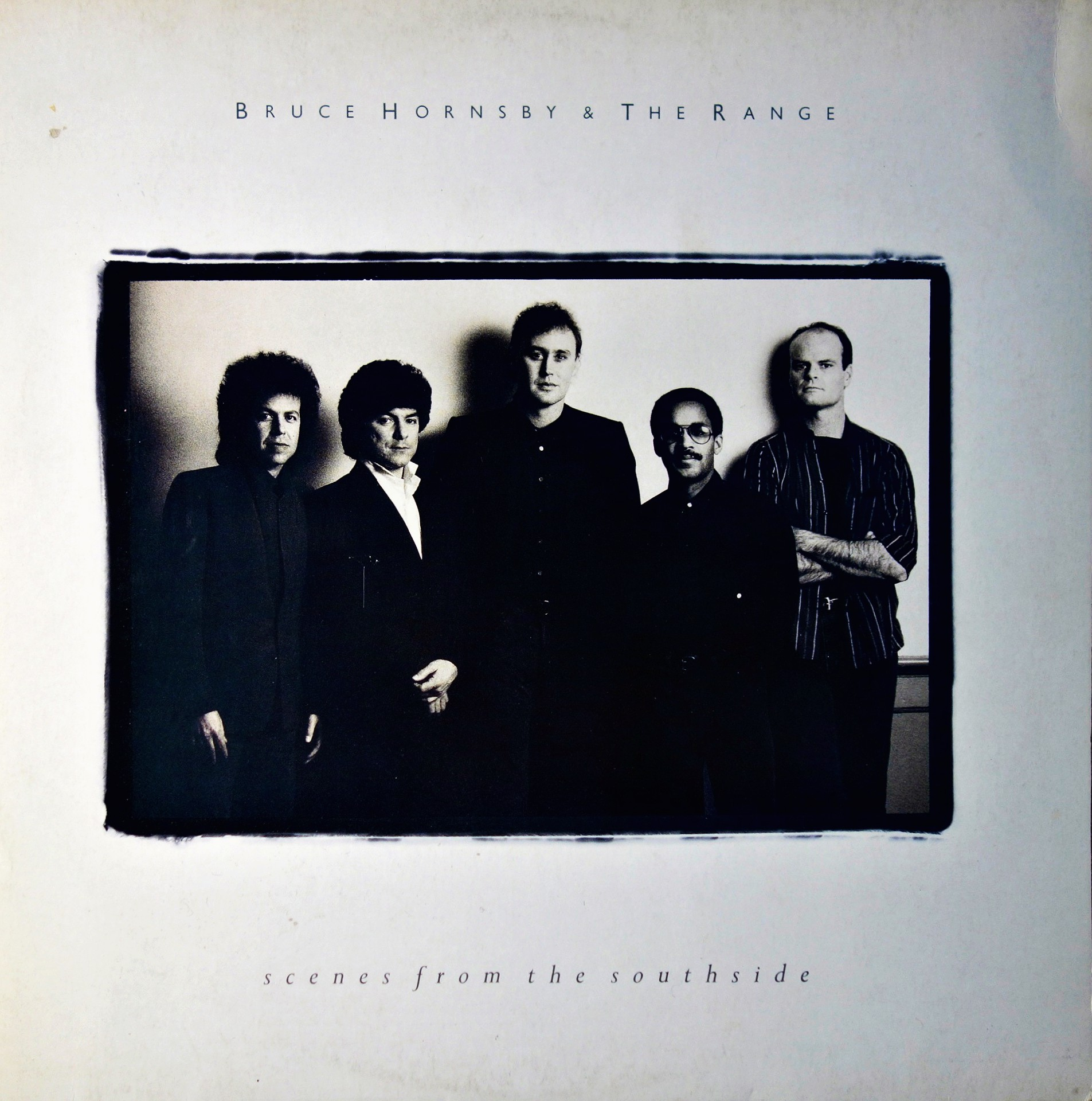 LP Bruce Hornsby & The Range ‎– Scenes From The Southside